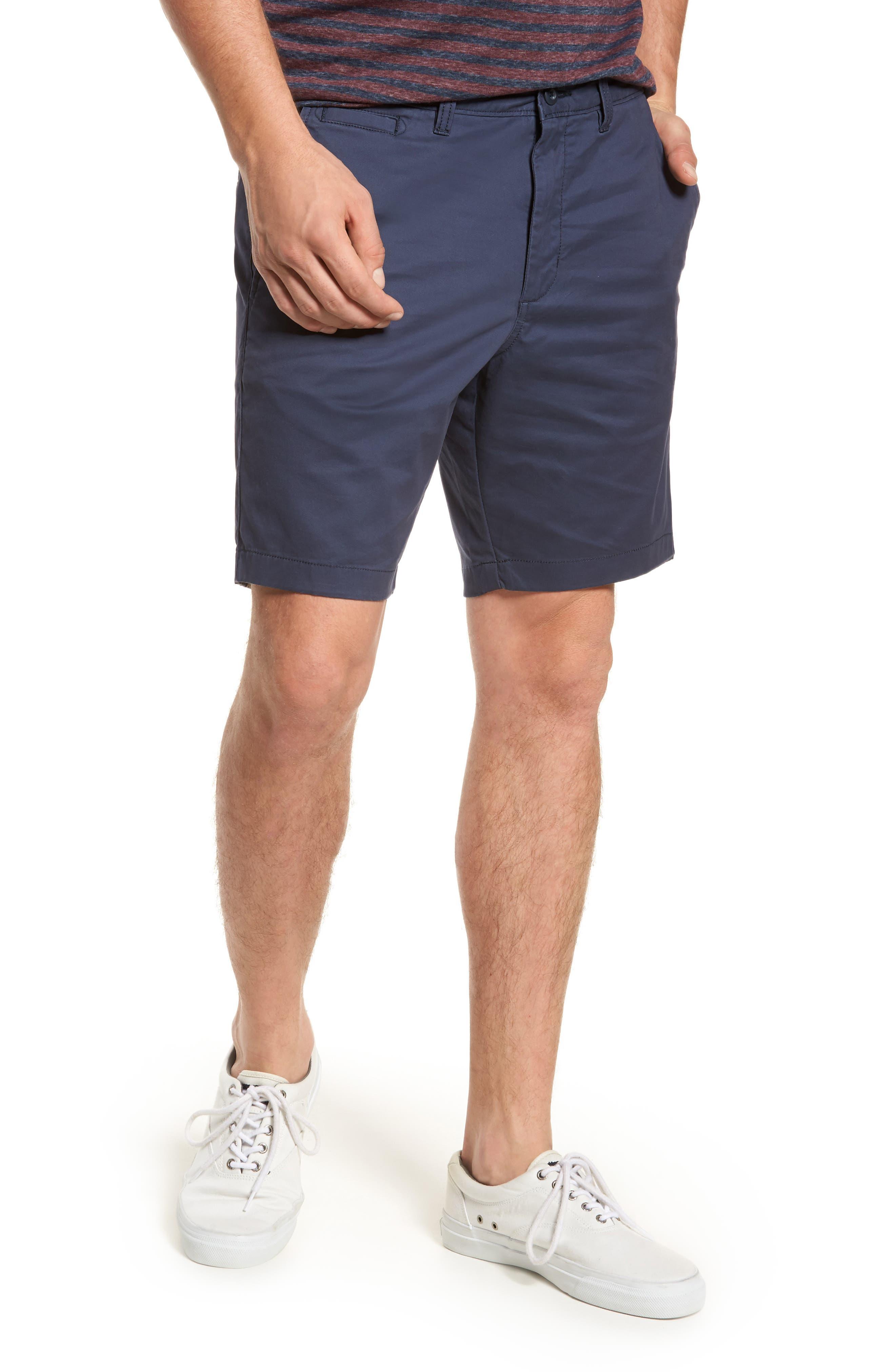 Ballard Slim Fit Stretch Chino 9-Inch Shorts,                             Main thumbnail 7, color,
