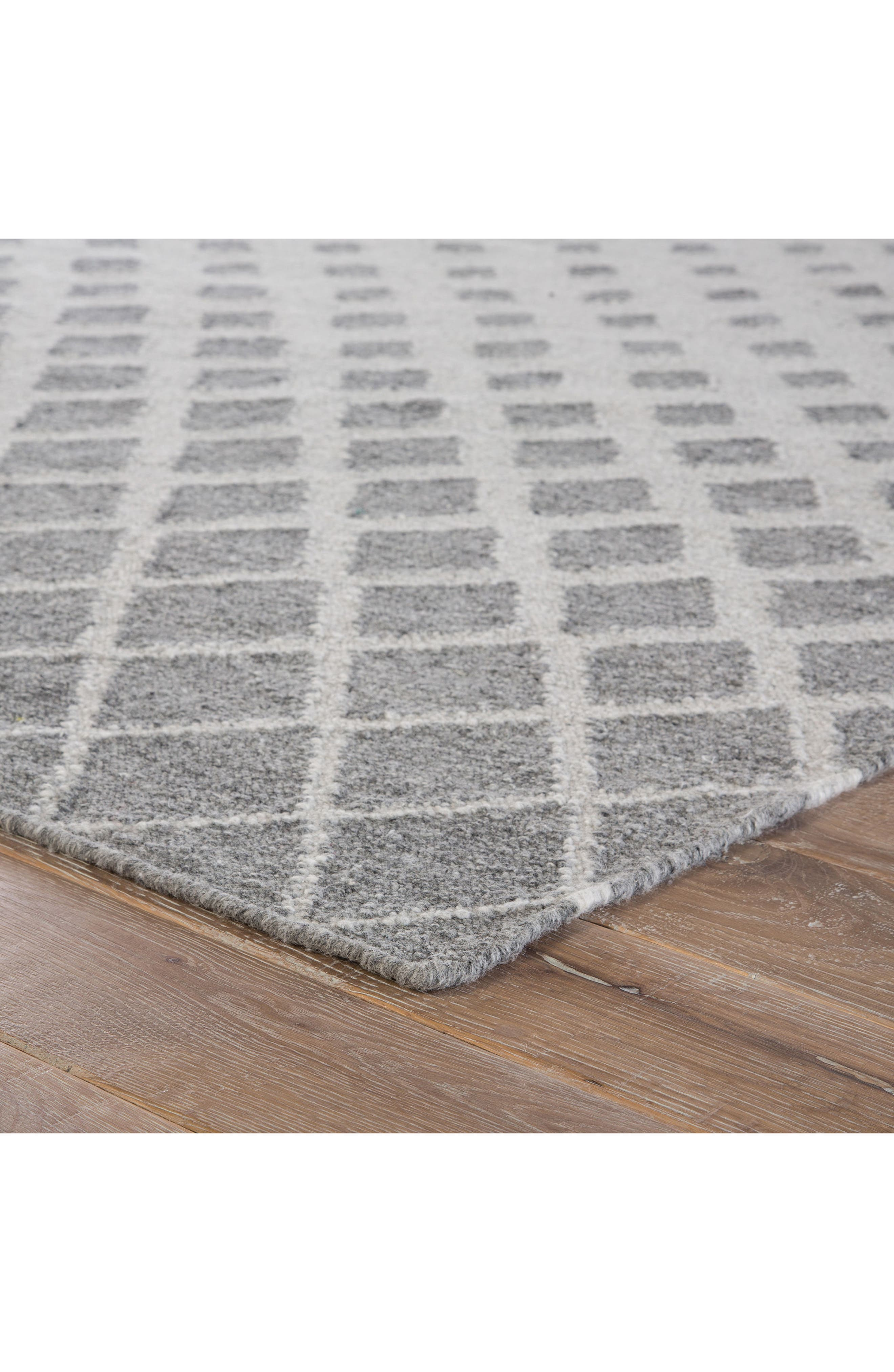 Pyramid Blocks Rug,                             Alternate thumbnail 6, color,                             099
