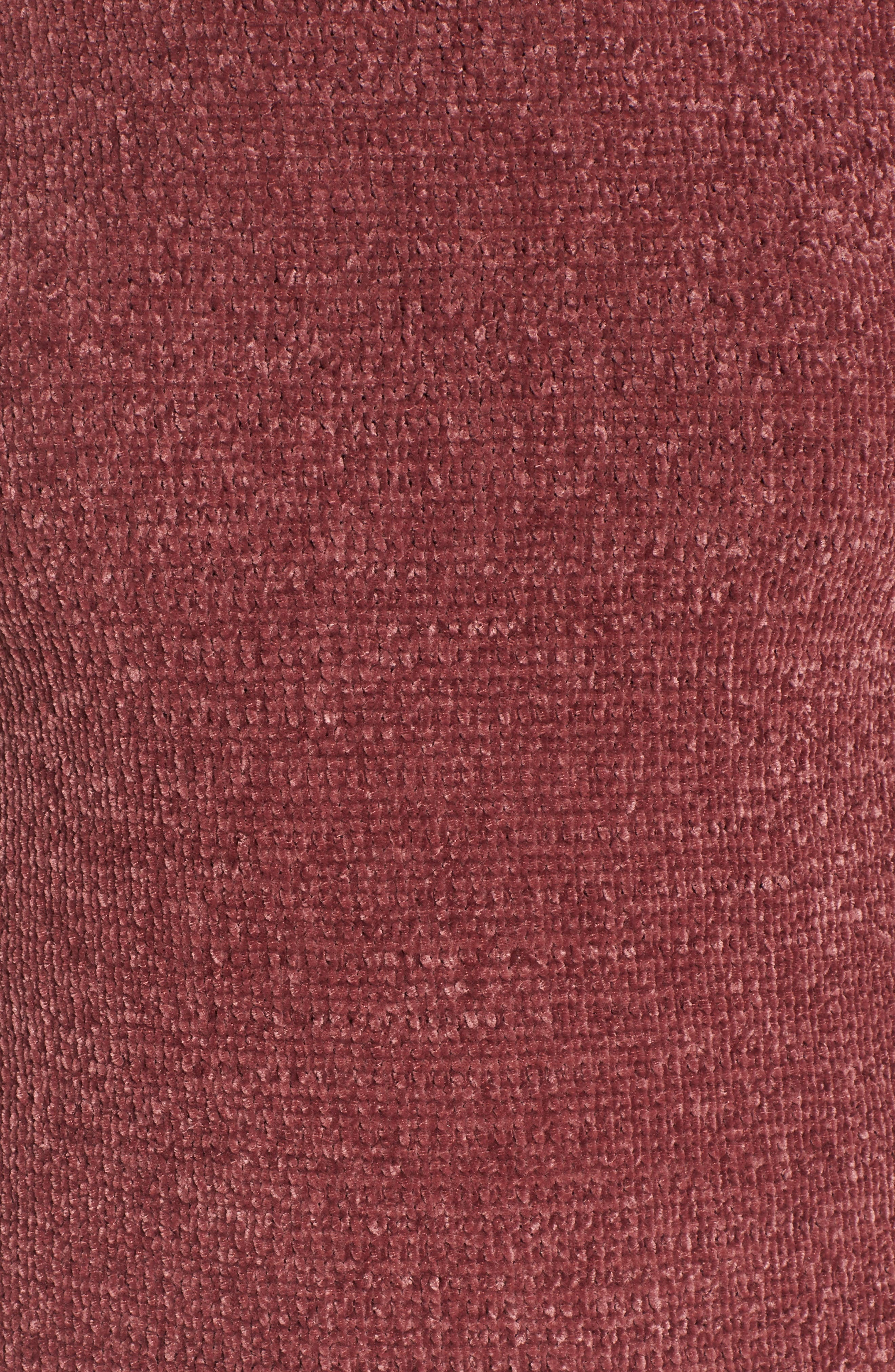 Chenille Funnel Neck Sweater,                             Alternate thumbnail 25, color,