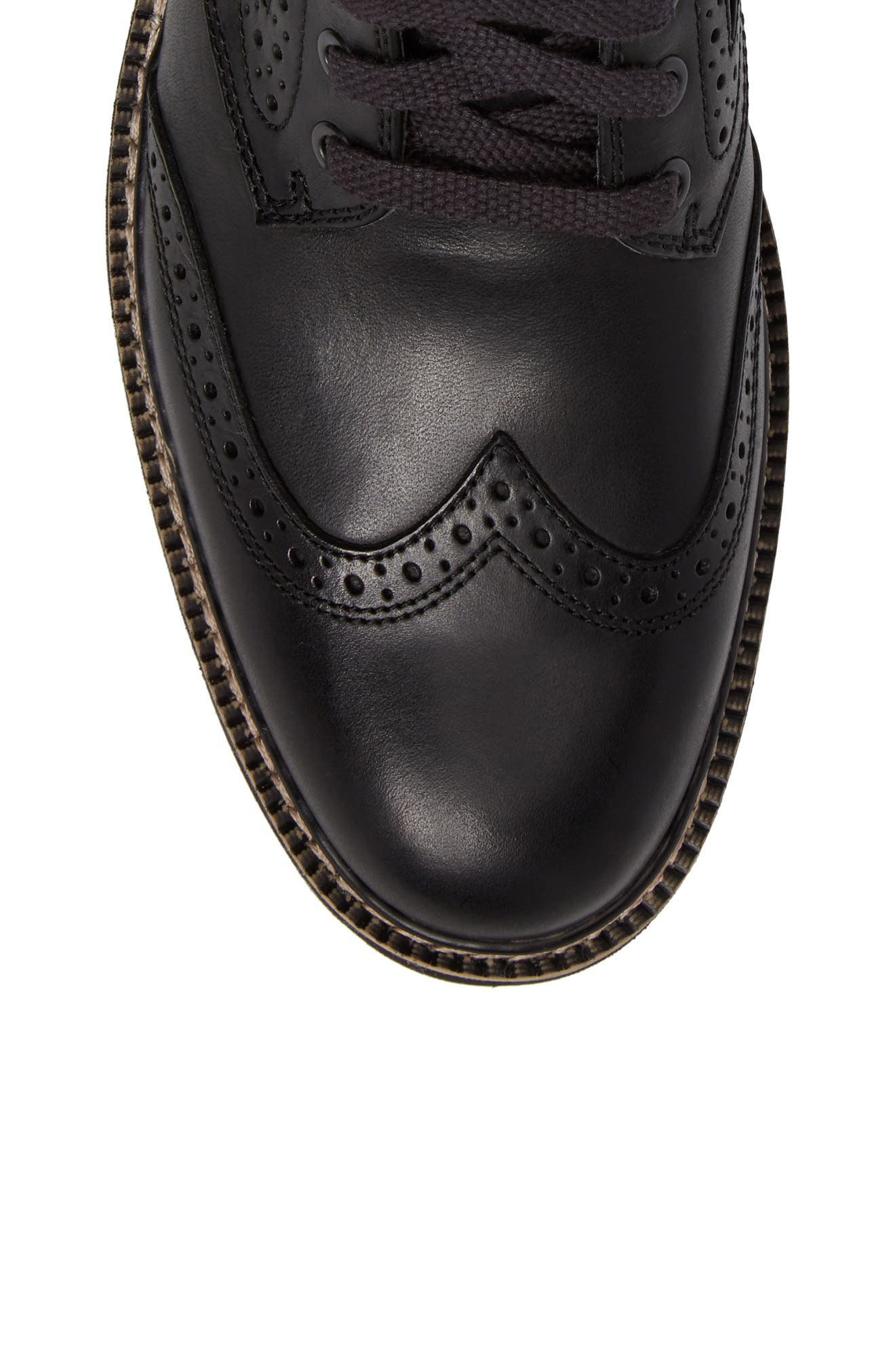 Britton Hill Wingtip Boot,                             Alternate thumbnail 9, color,