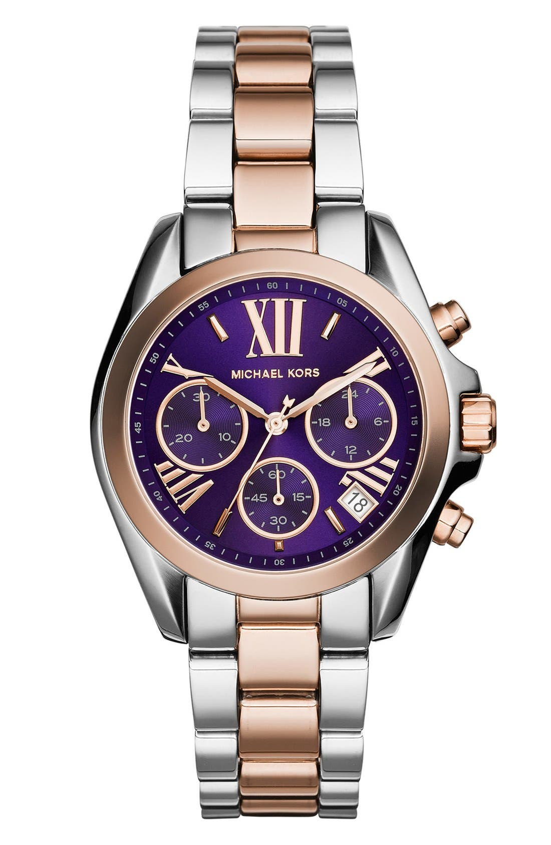 'Bradshaw - Mini' Chronograph Bracelet Watch, 36mm,                             Main thumbnail 3, color,