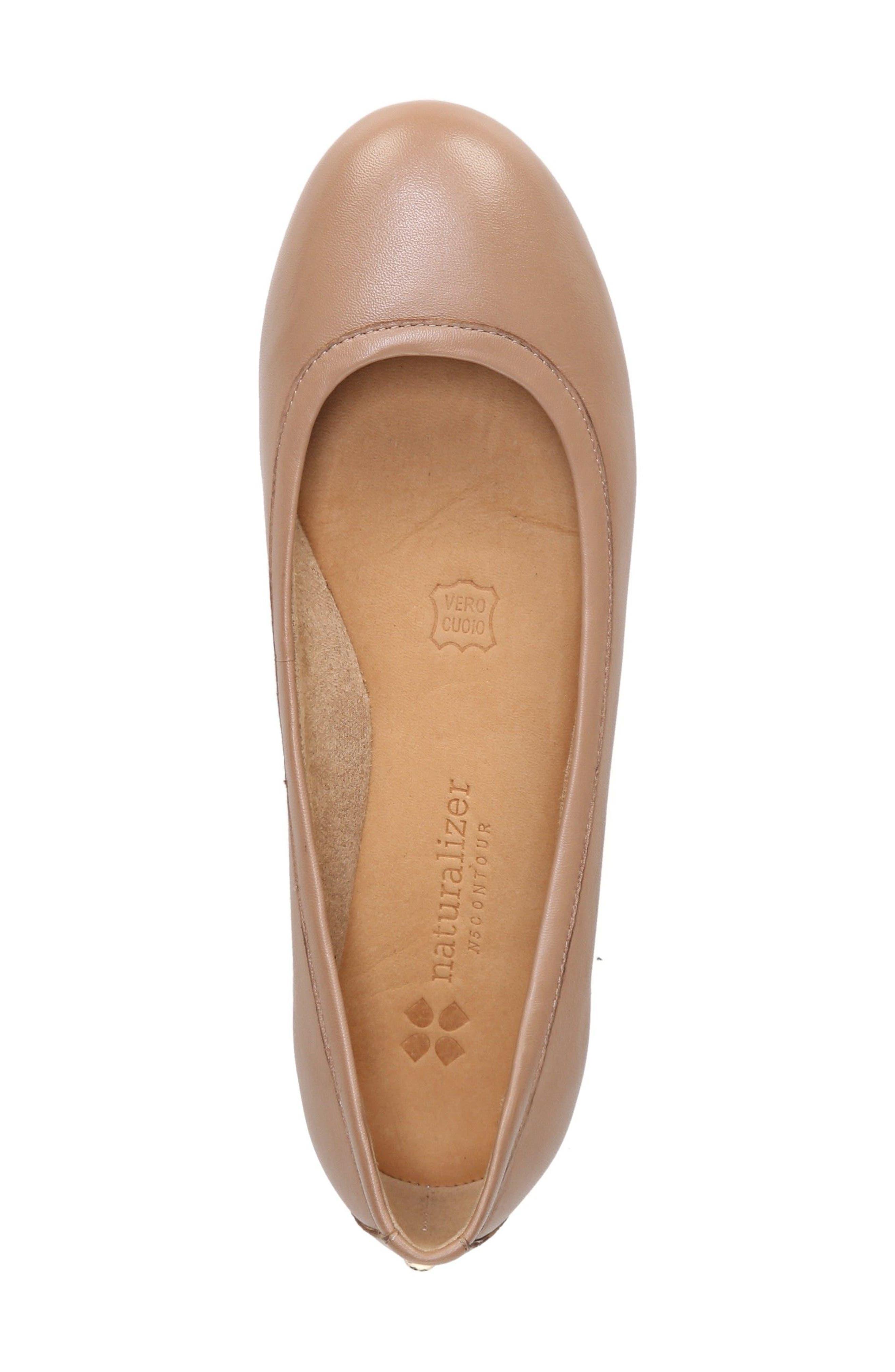 Brittany Ballet Flat,                             Alternate thumbnail 36, color,