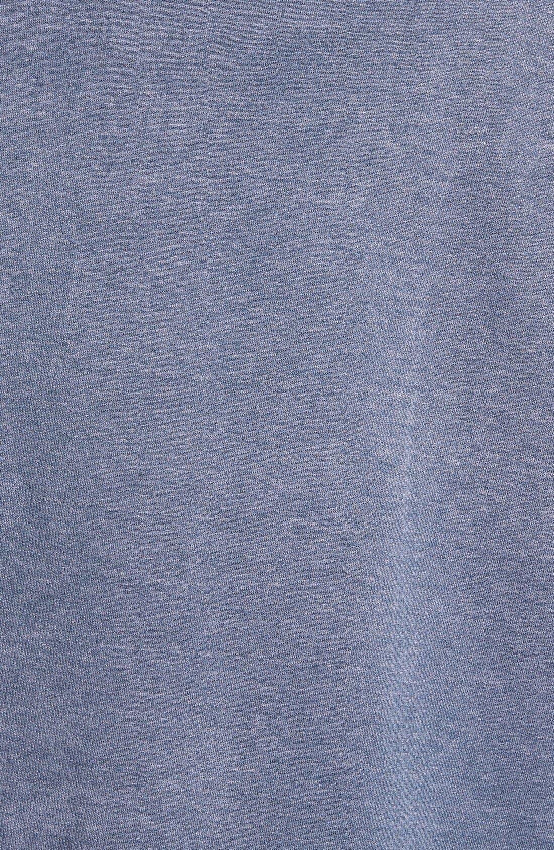 Burnout Sweatshirt,                             Alternate thumbnail 90, color,