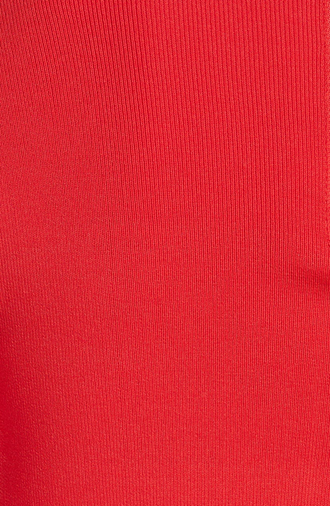 Yonoh Cutout Sleeve Sweater,                             Alternate thumbnail 5, color,                             600