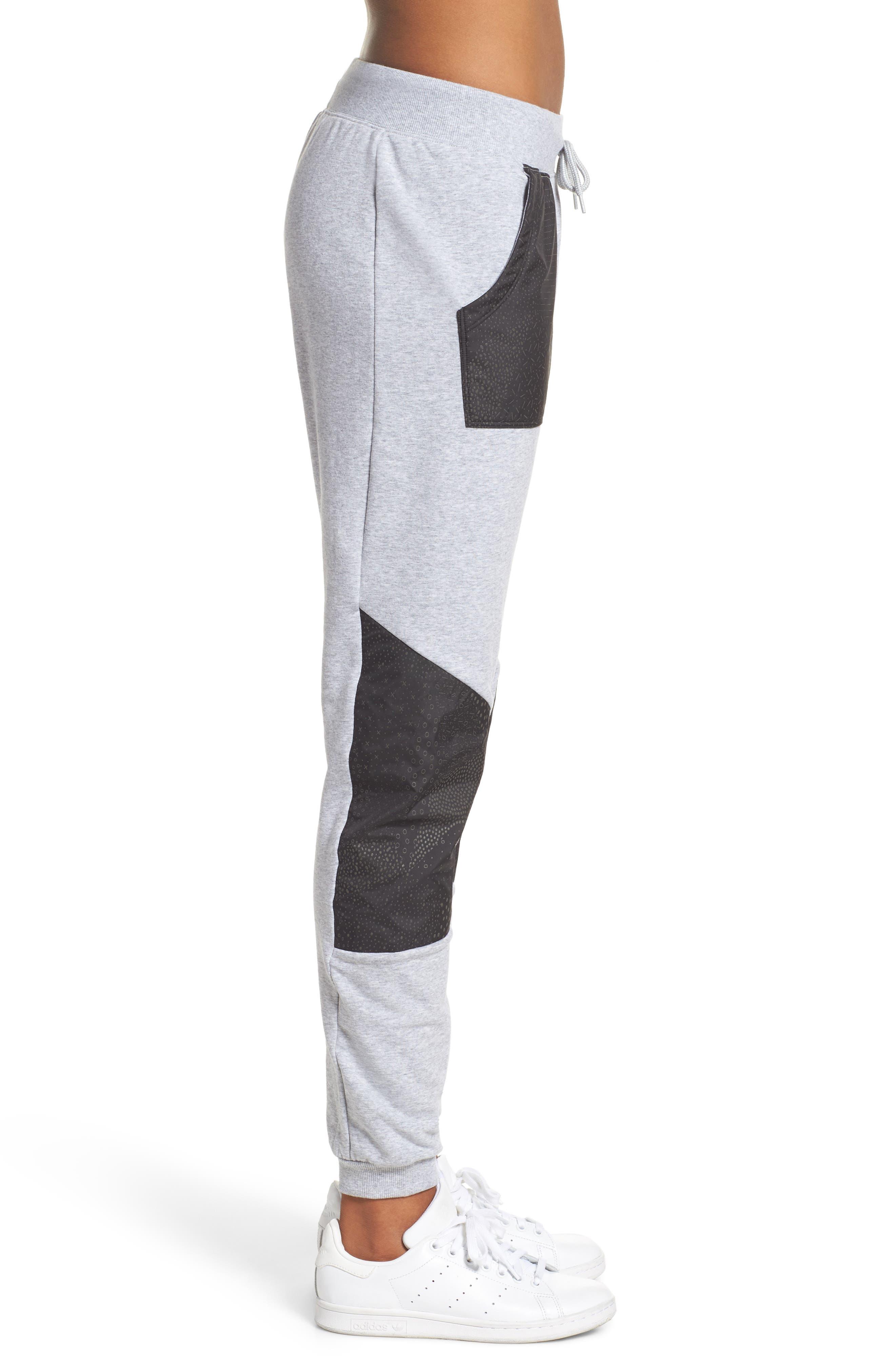 Reflective Jogger Pants,                             Alternate thumbnail 3, color,                             050