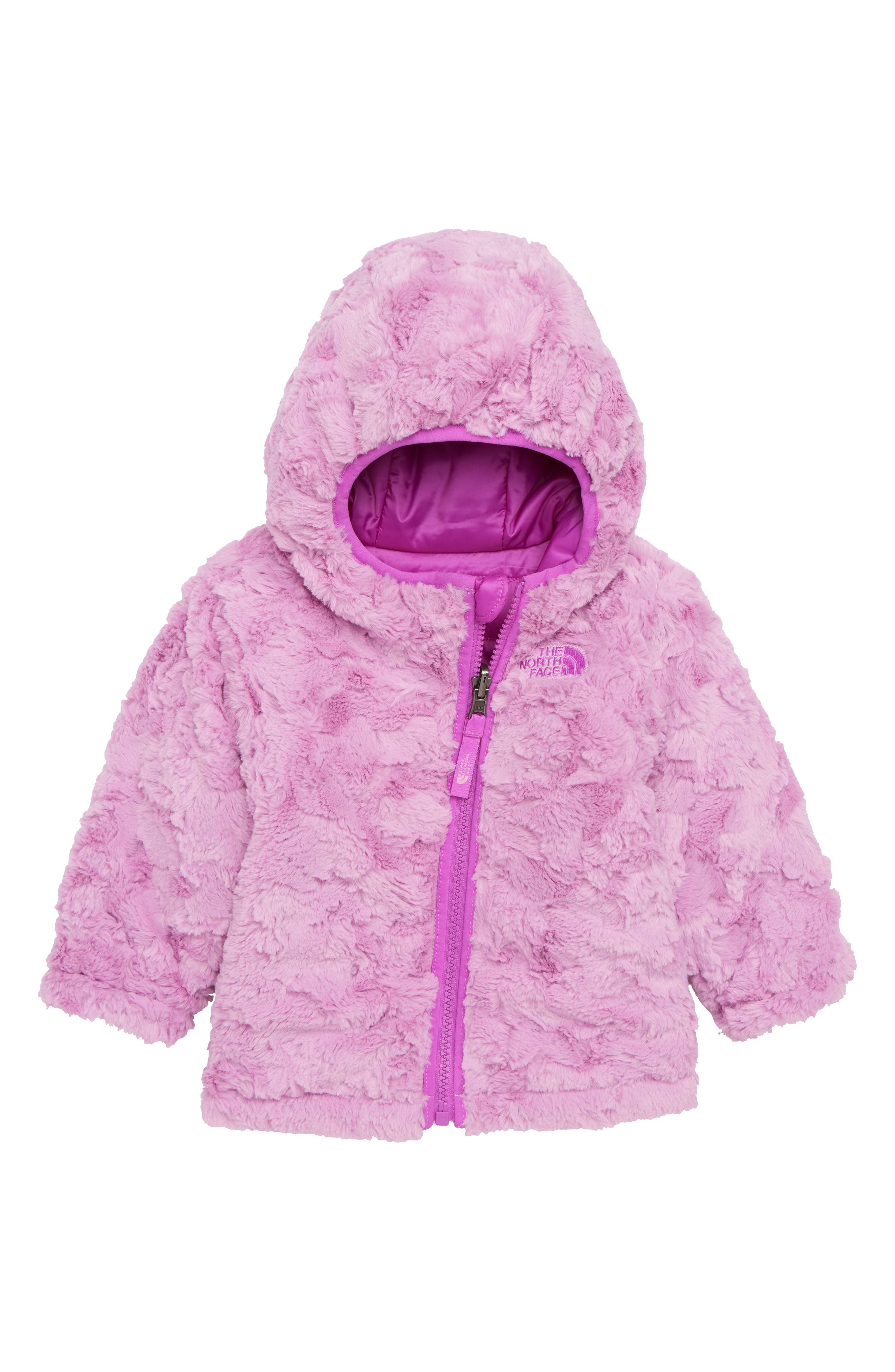 THE NORTH FACE,                             Mossbud Reversible Water Repellent Heatseeker<sup>™</sup> Insulated Jacket,                             Alternate thumbnail 2, color,                             510