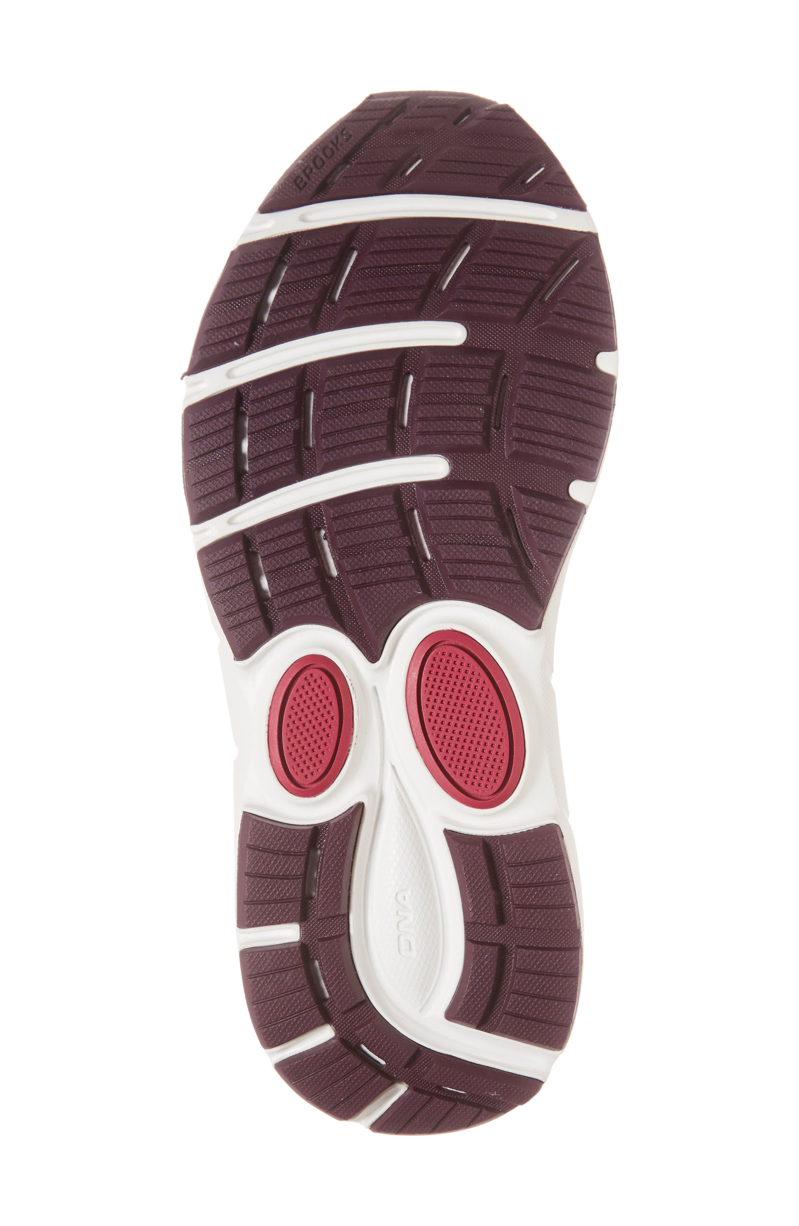Dyad 10 Running Shoe,                             Alternate thumbnail 6, color,                             PURPLE/ PINK/ GREY