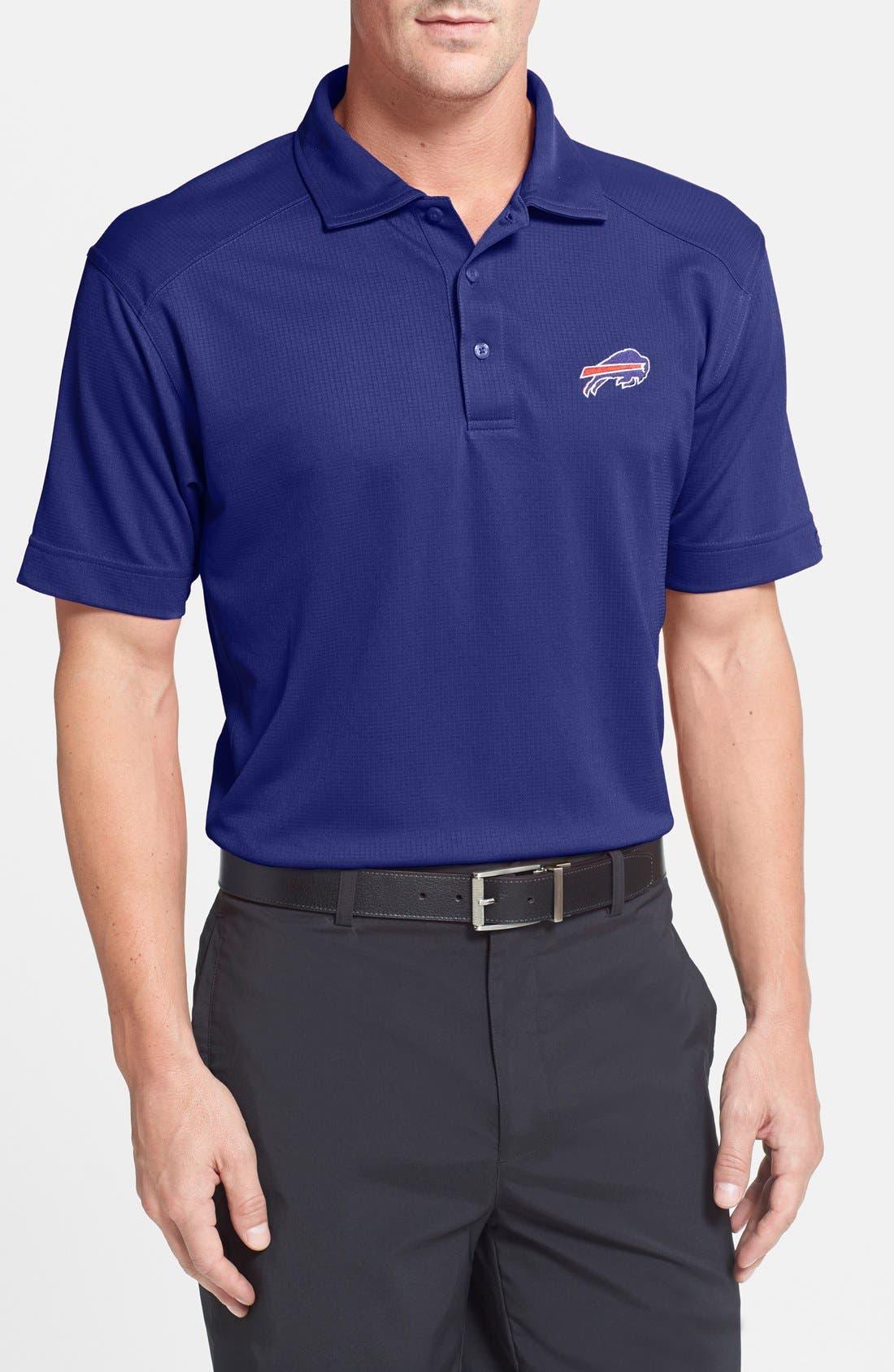 Buffalo Bills - Genre DryTec Moisture Wicking Polo,                         Main,                         color,
