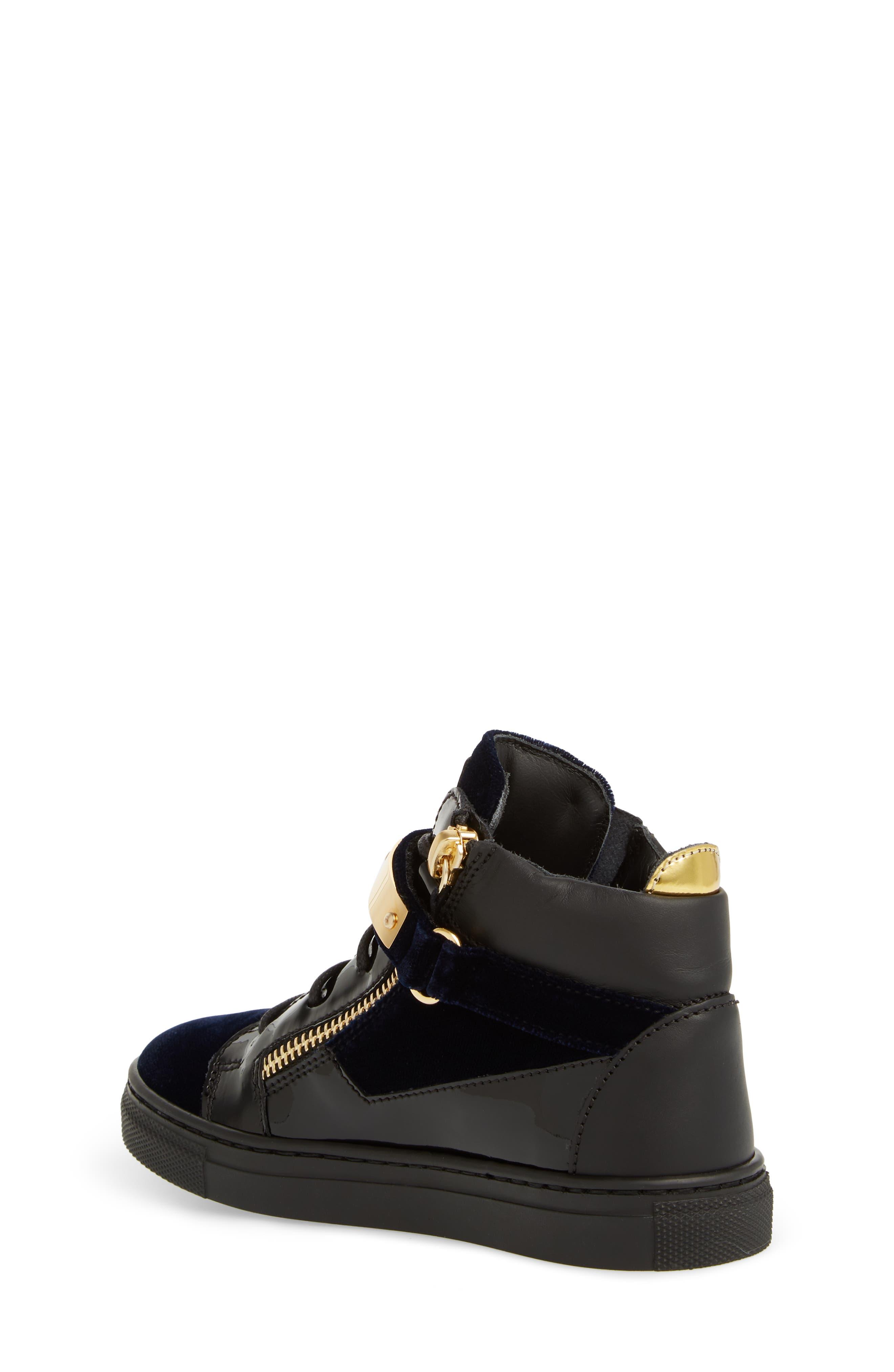 Gomma London Sneaker,                             Alternate thumbnail 2, color,