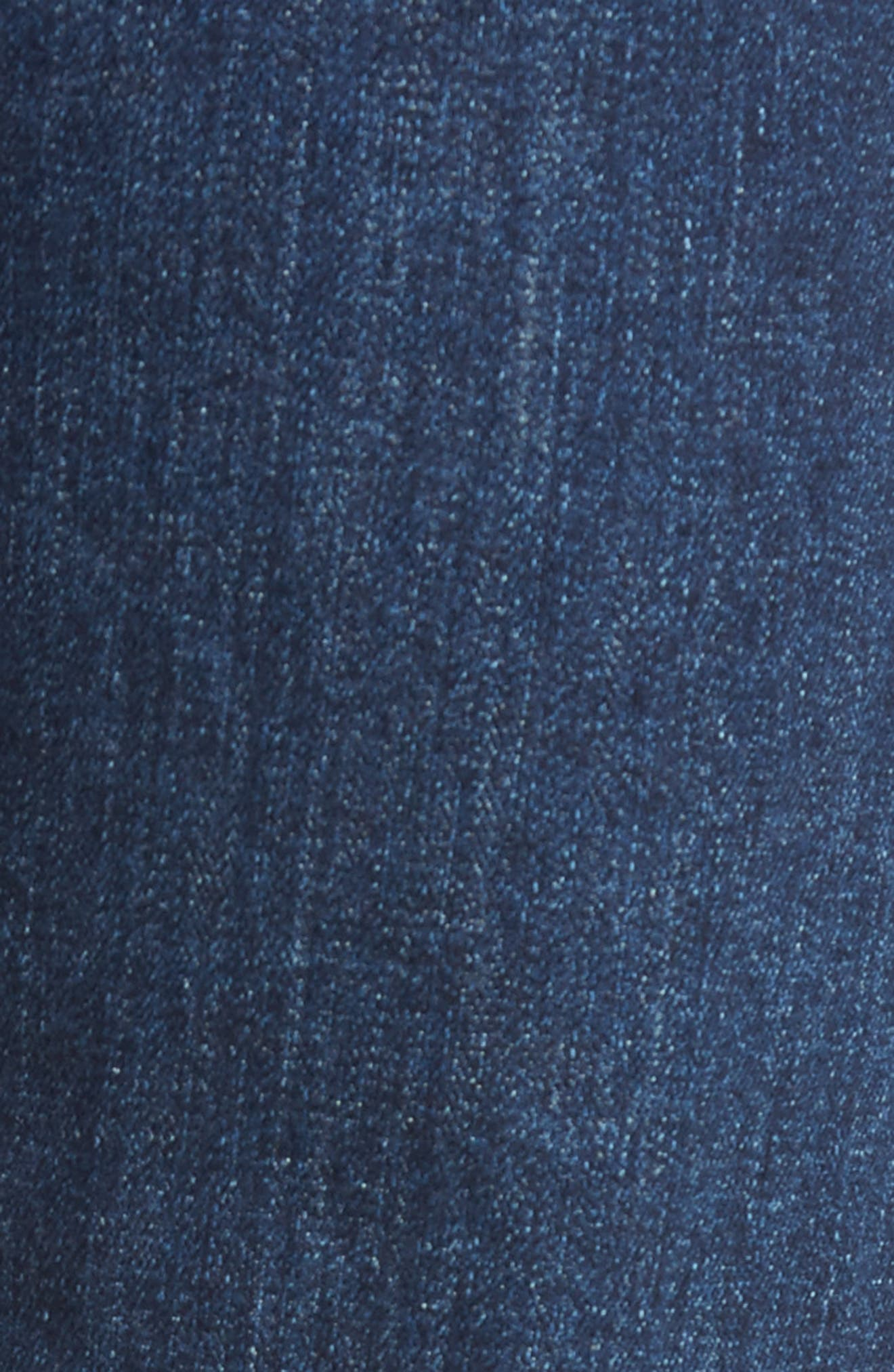 Fit 3 Slim Straight Leg Jeans,                             Alternate thumbnail 5, color,                             423