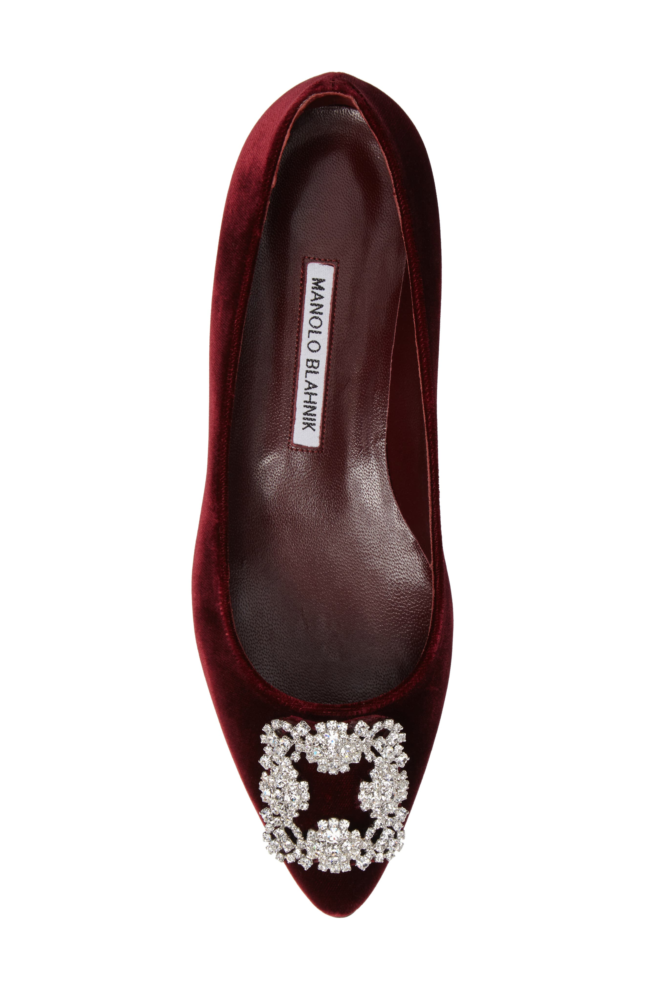 Hangisi Pointy Toe Flat,                             Alternate thumbnail 10, color,