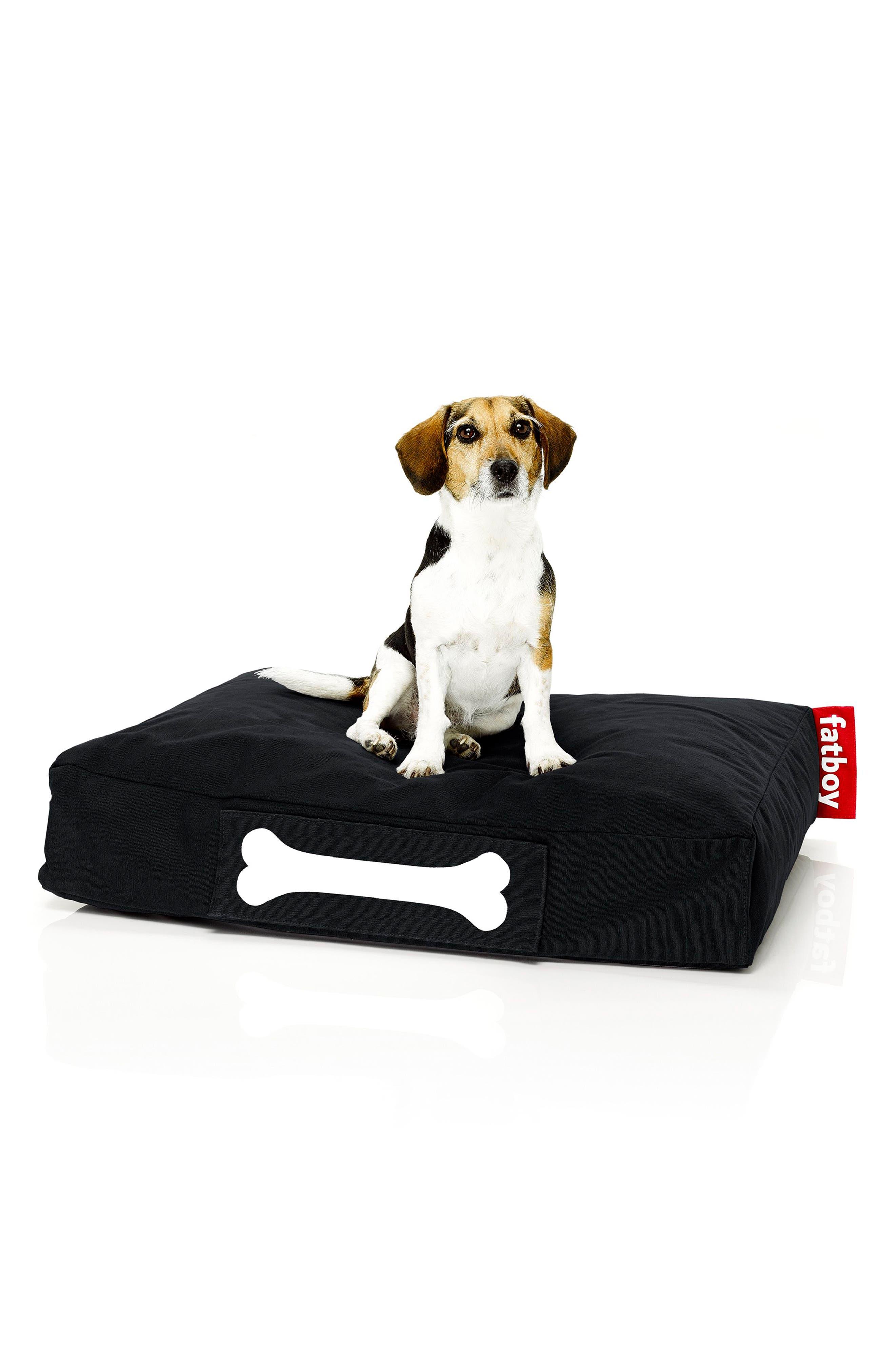 Doggielounge - Stonewashed Pet Bed,                             Alternate thumbnail 3, color,                             003