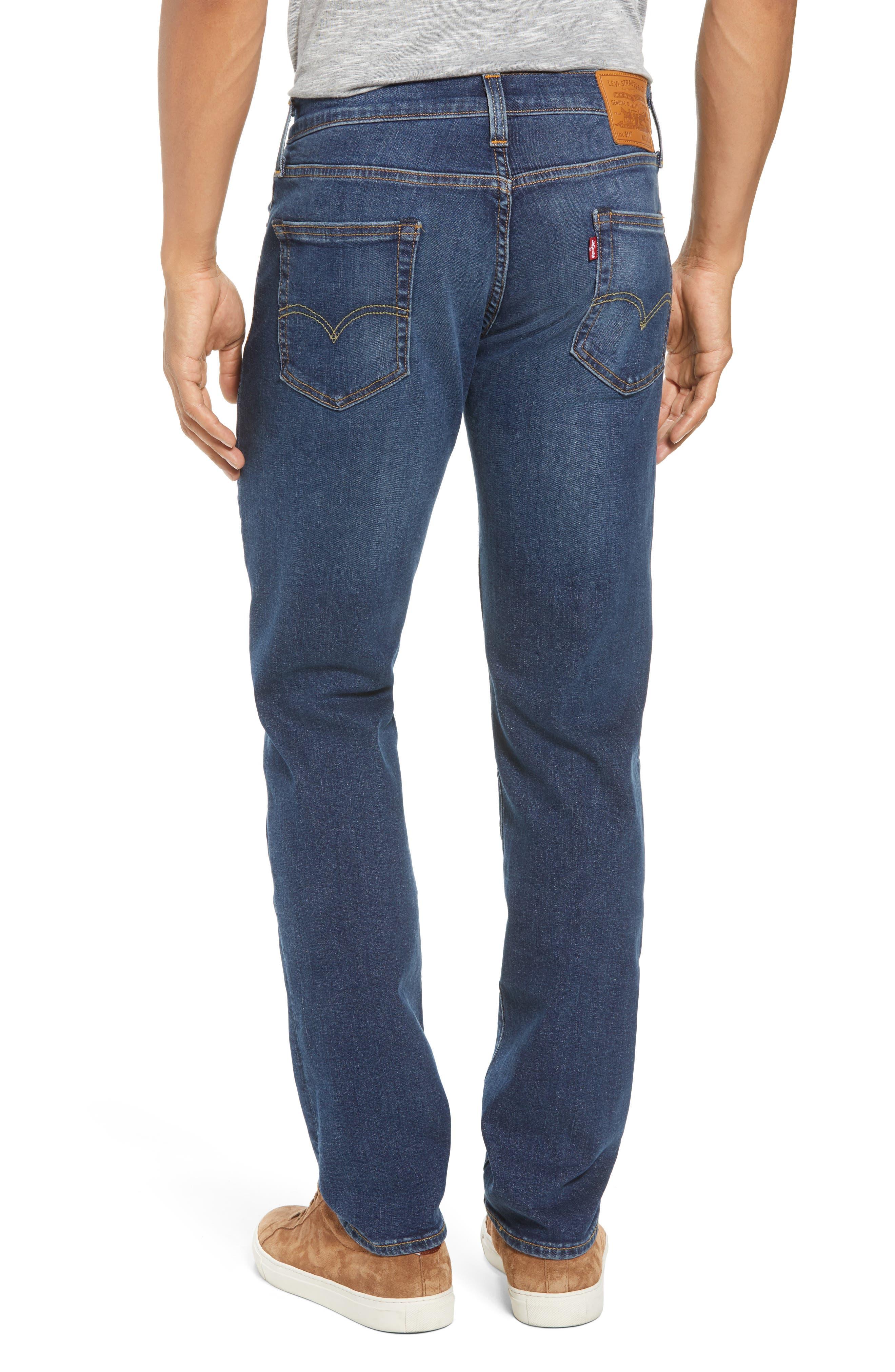 511<sup>™</sup> Slim Fit Jeans,                             Alternate thumbnail 2, color,                             402