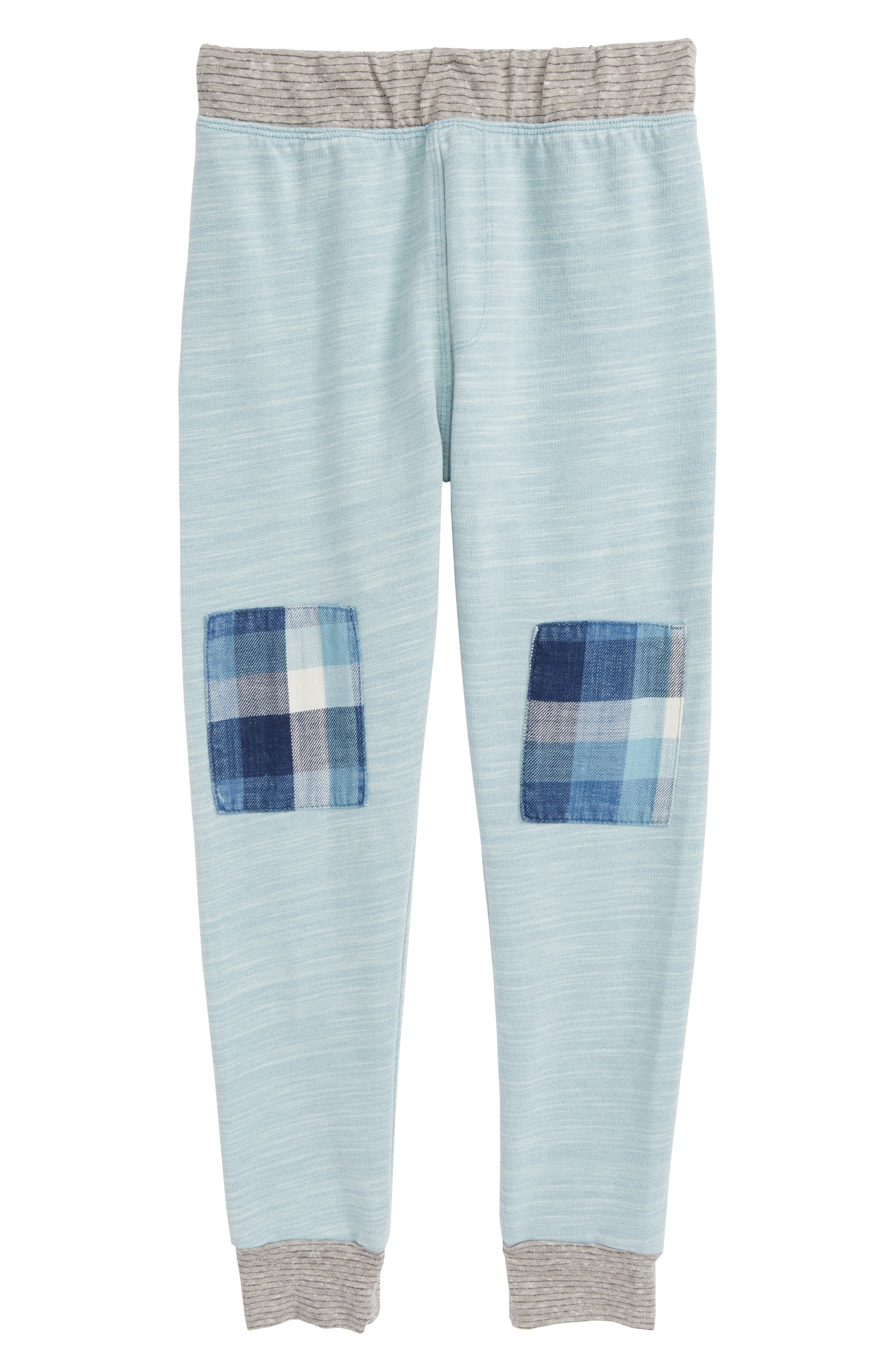 Theo Knee Patch Jogger Pants,                             Main thumbnail 2, color,