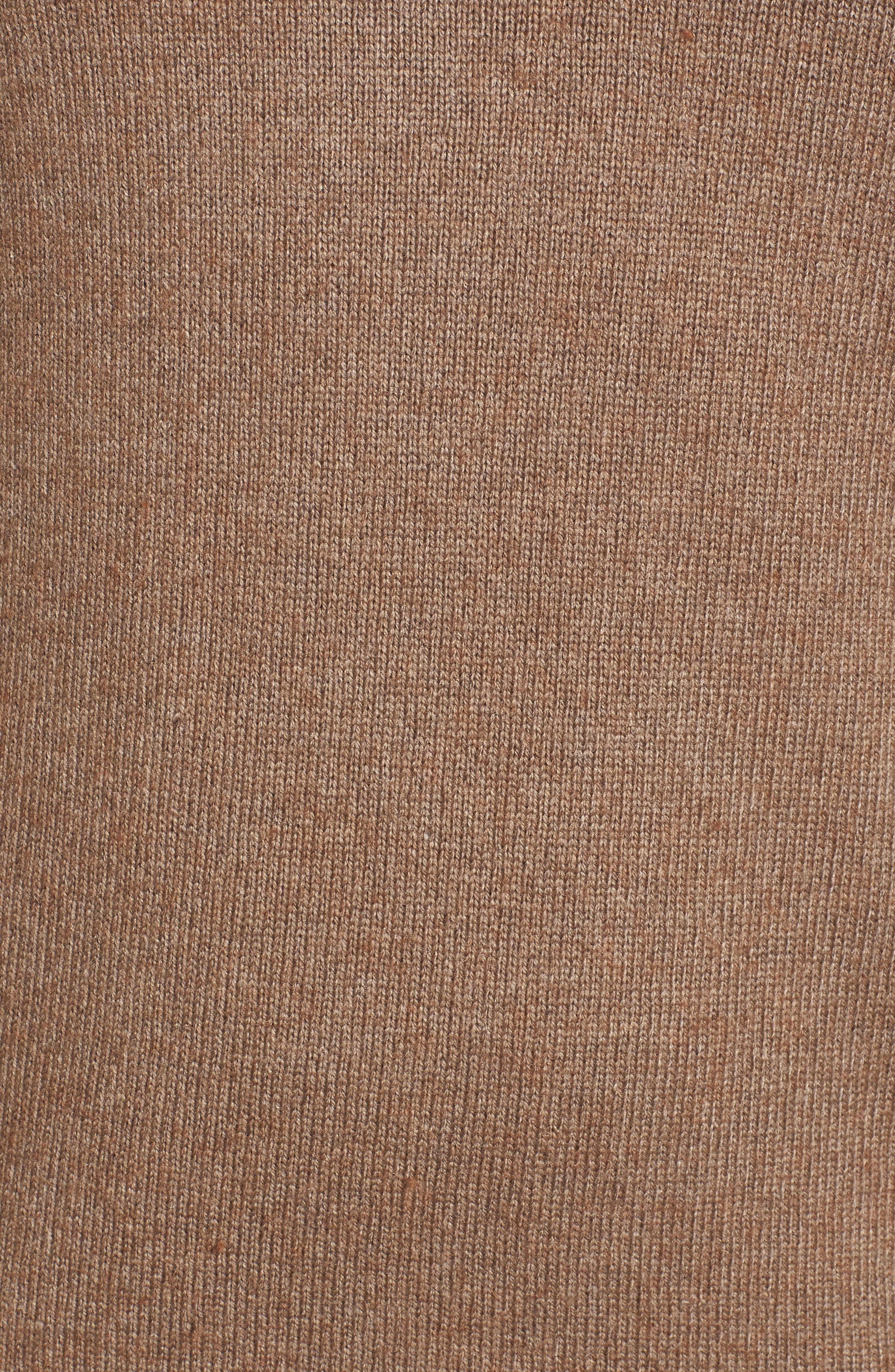 Mix Stitch Turtleneck Sweater,                             Alternate thumbnail 5, color,                             261