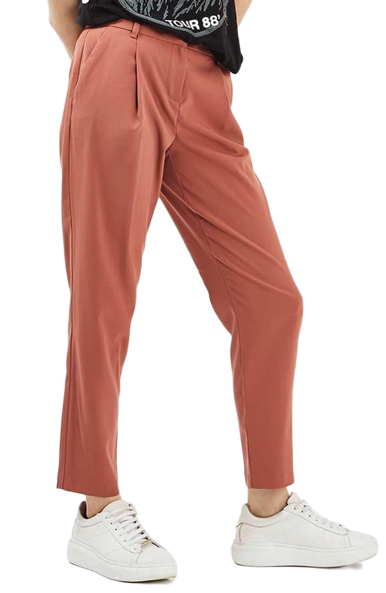 Peg Leg Trousers,                             Alternate thumbnail 2, color,                             220