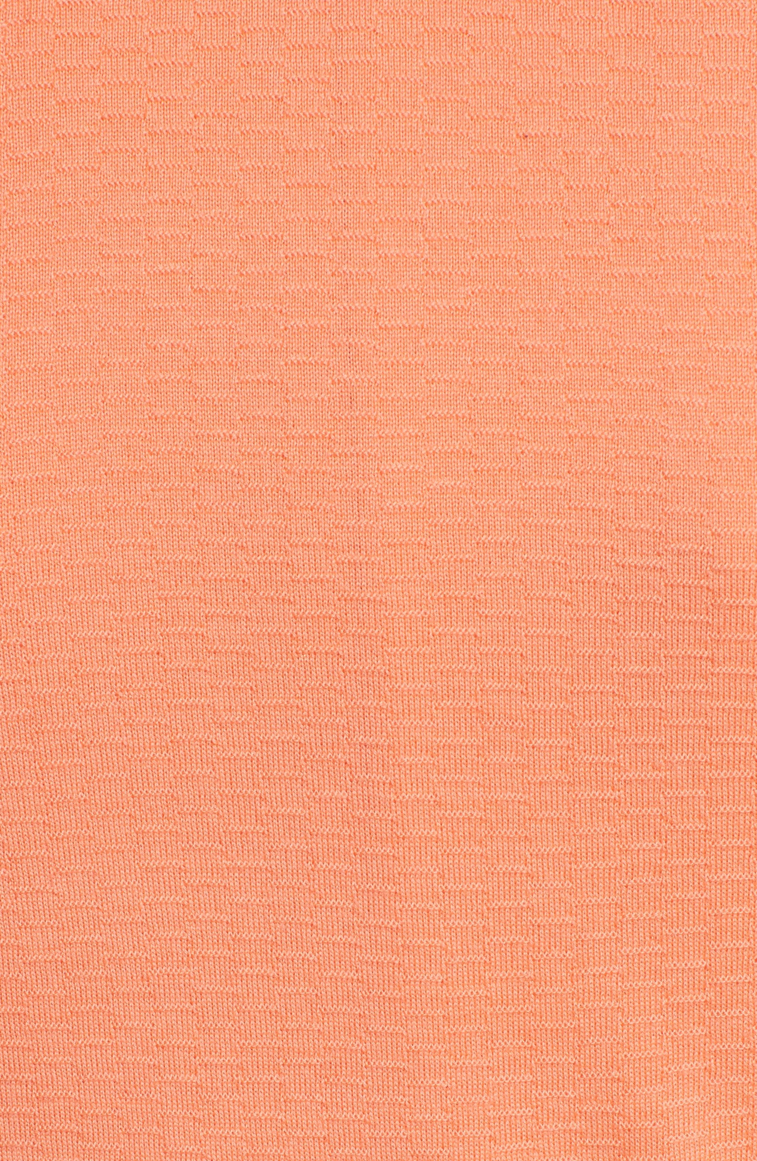 Feline Wool Peplum Cardigan,                             Alternate thumbnail 5, color,                             633