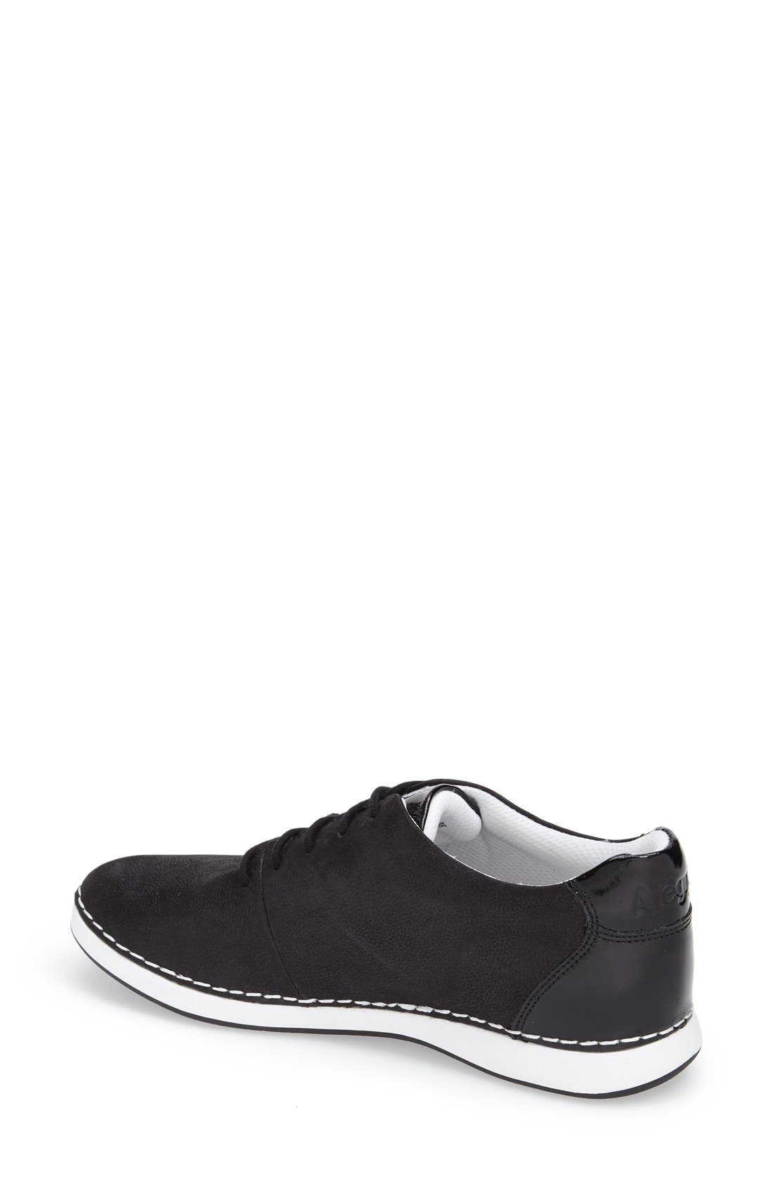 Essence Lace-Up Leather Oxford,                             Alternate thumbnail 43, color,