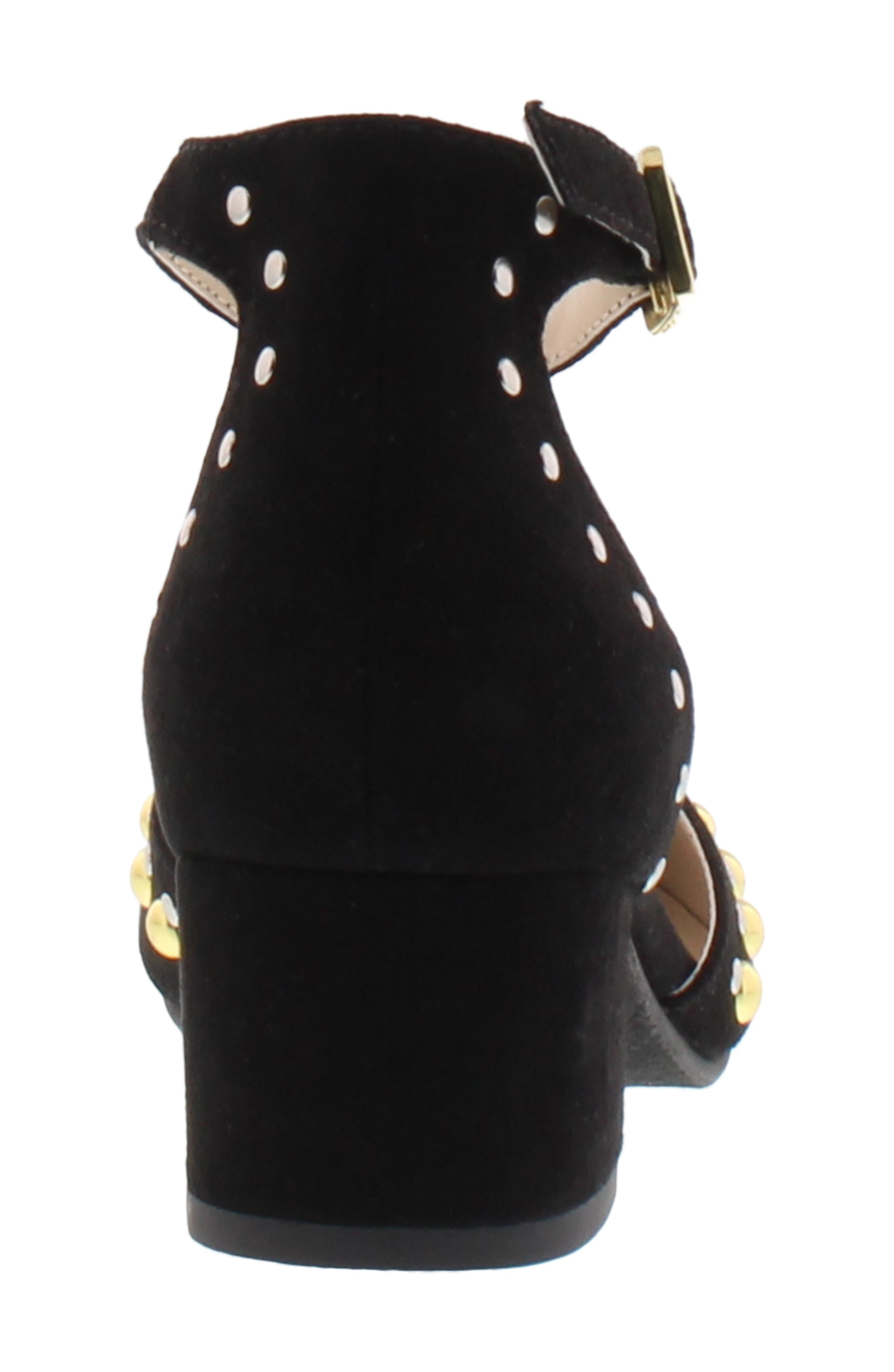 Evelyn Edie Pump,                             Alternate thumbnail 2, color,                             BLACK