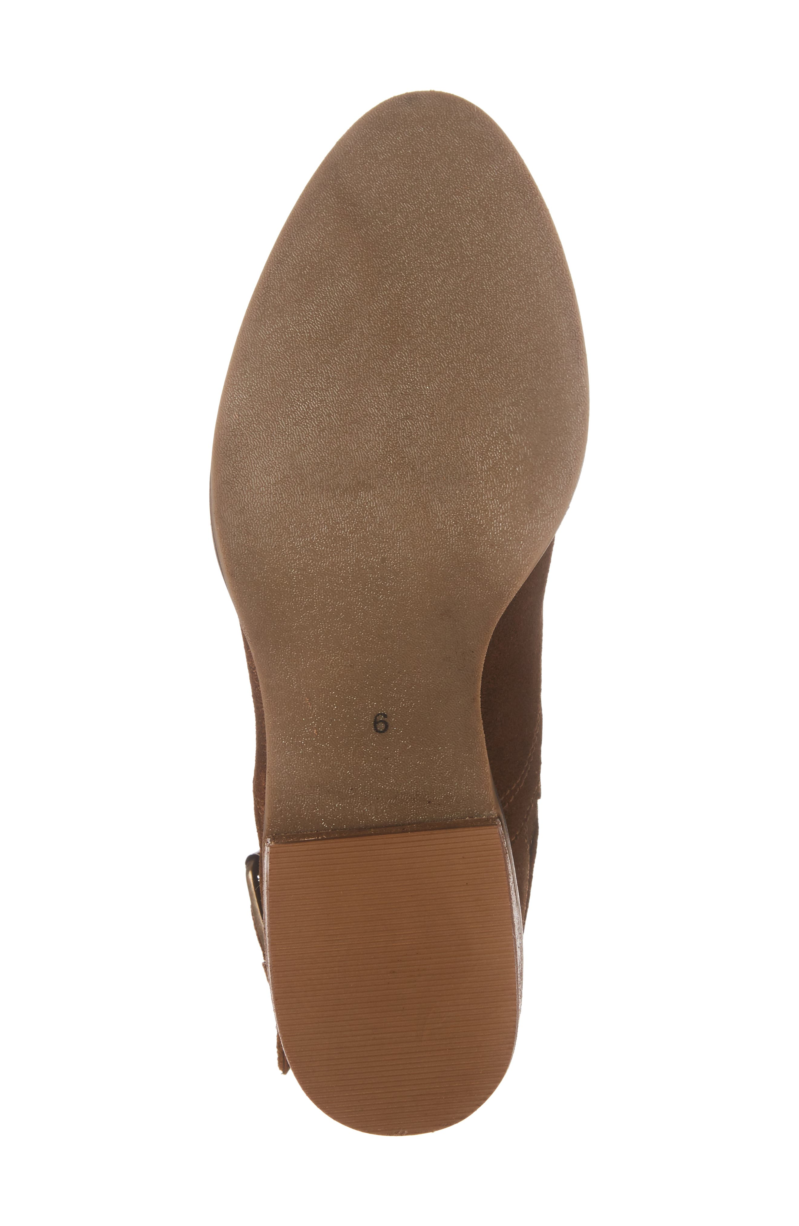 Zoey Perforated Bootie,                             Alternate thumbnail 22, color,