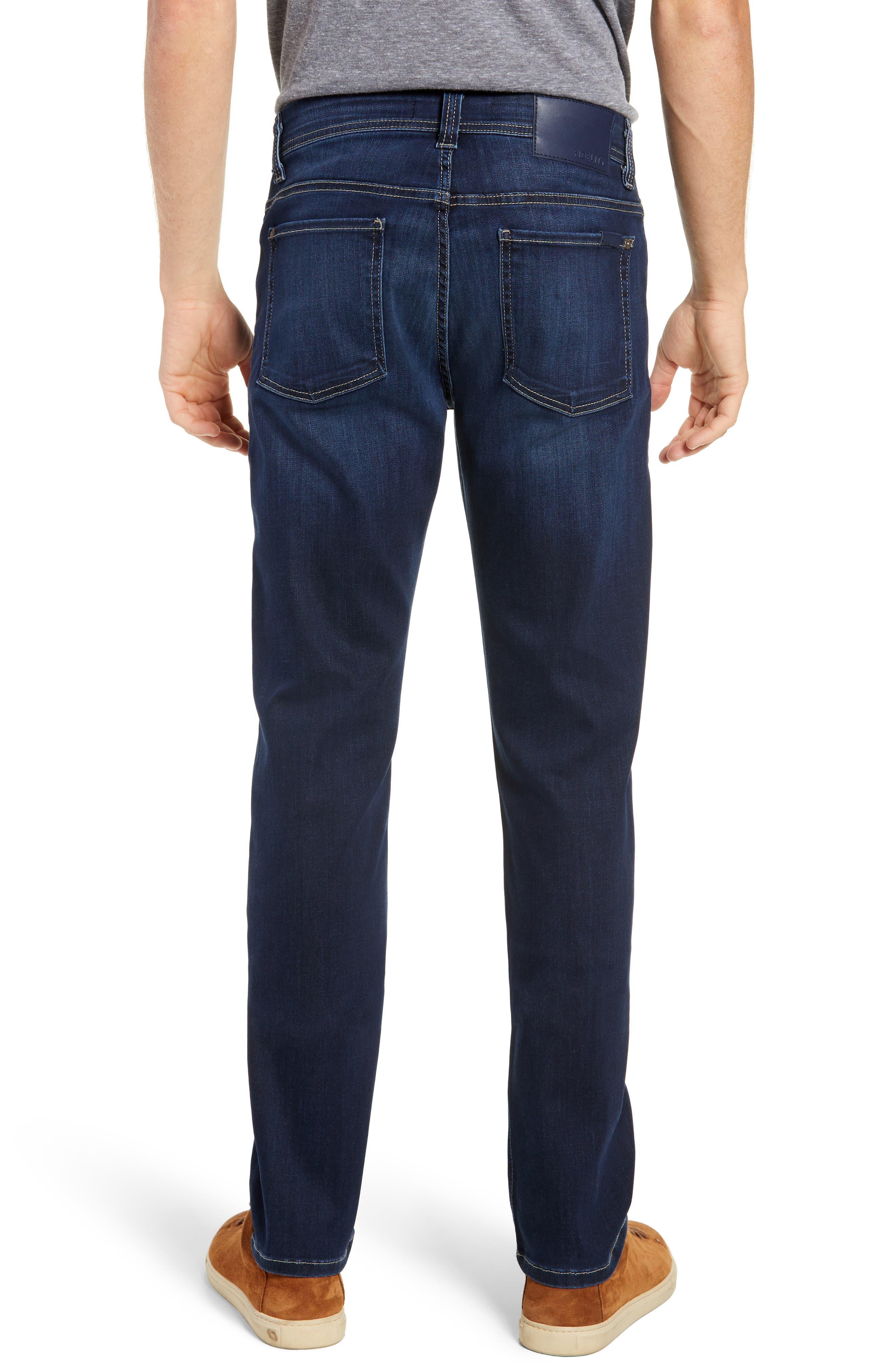 Jimmy Slim Straight Leg Jeans,                             Alternate thumbnail 2, color,                             STRIKER