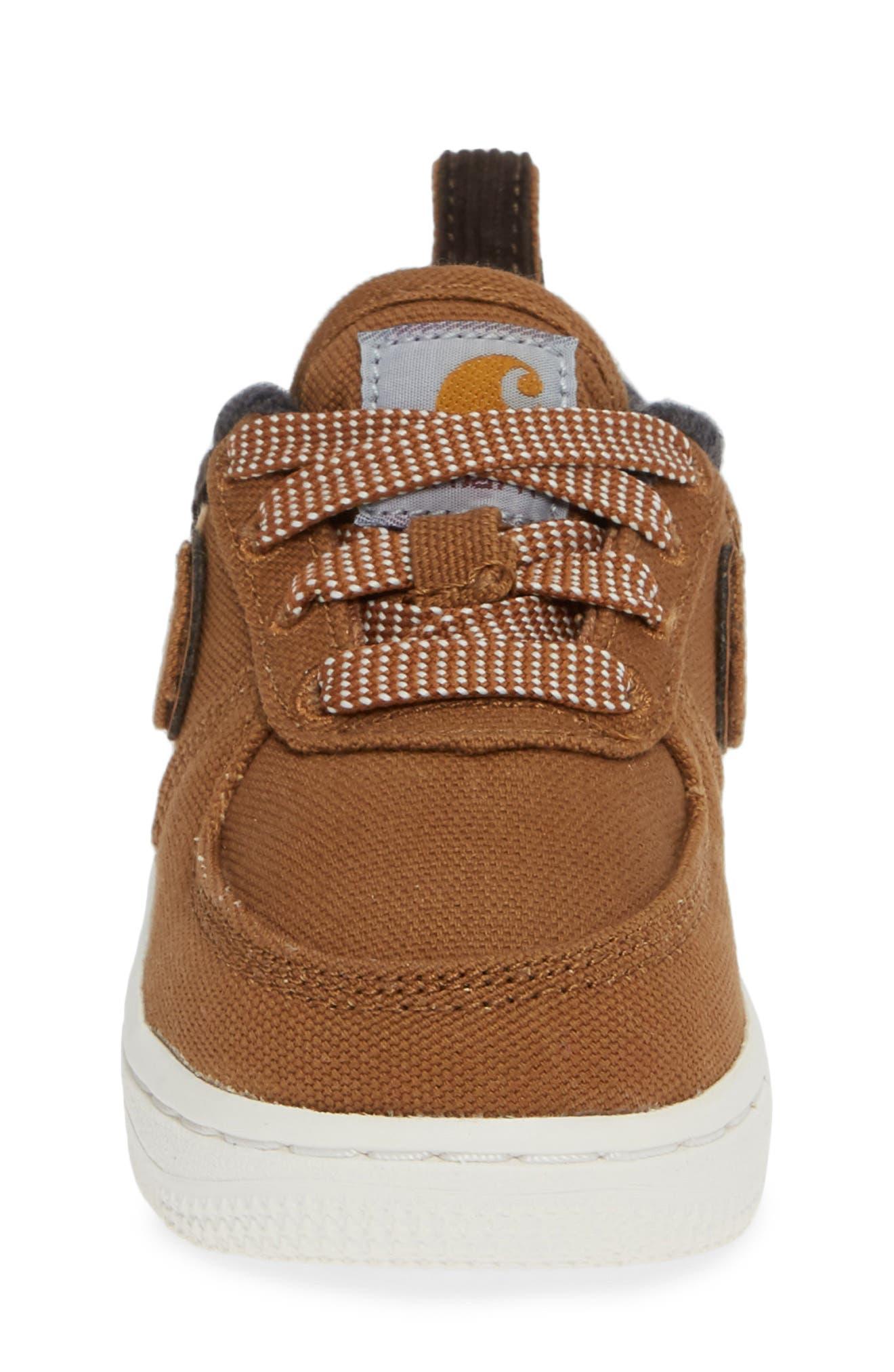x Carhartt Air Force 1 Premium Sneaker,                             Alternate thumbnail 4, color,                             ALE BROWN/ ALE BROWN-SAIL