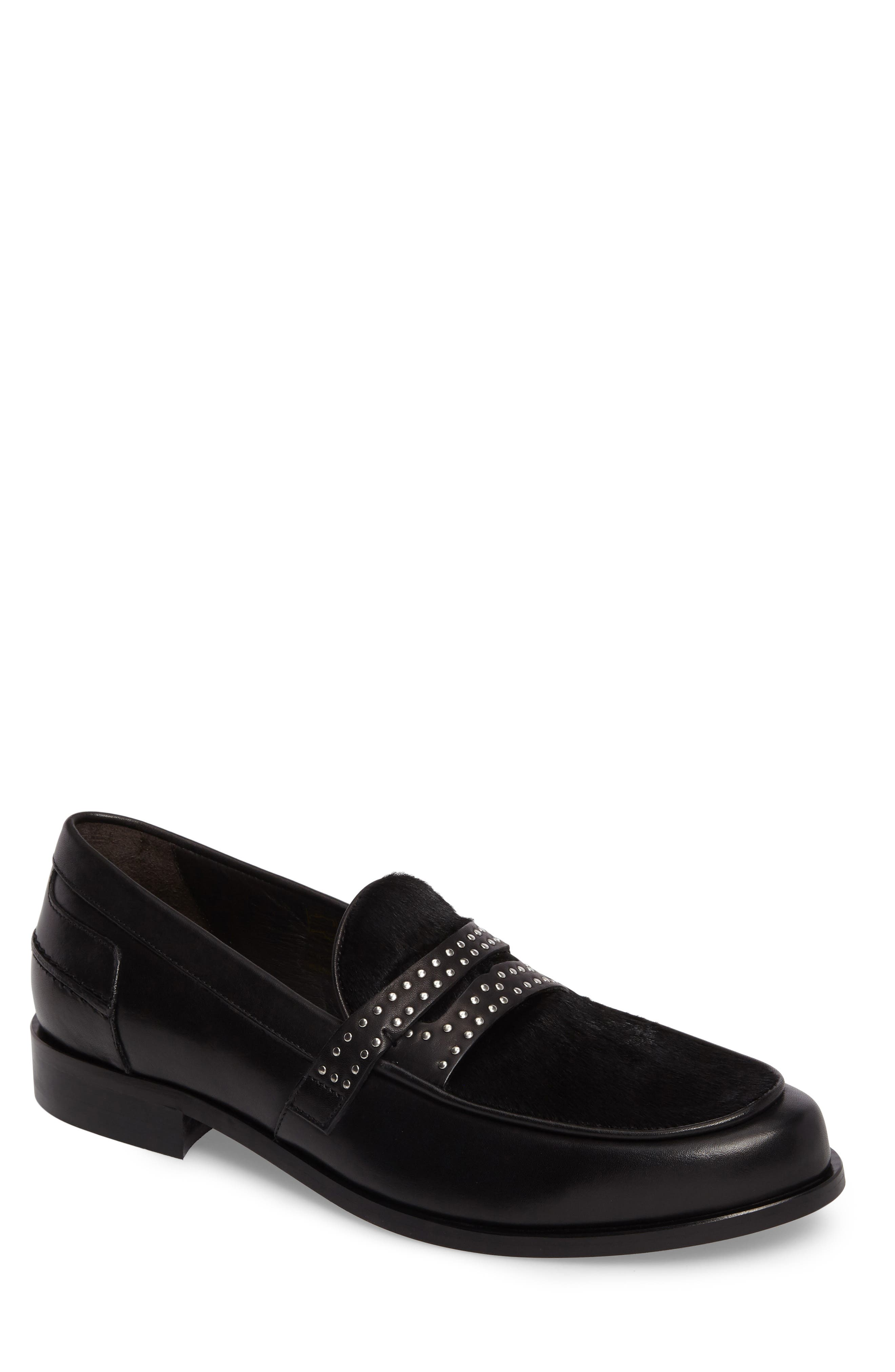 Sawyer Penny Loafer,                         Main,                         color, 001