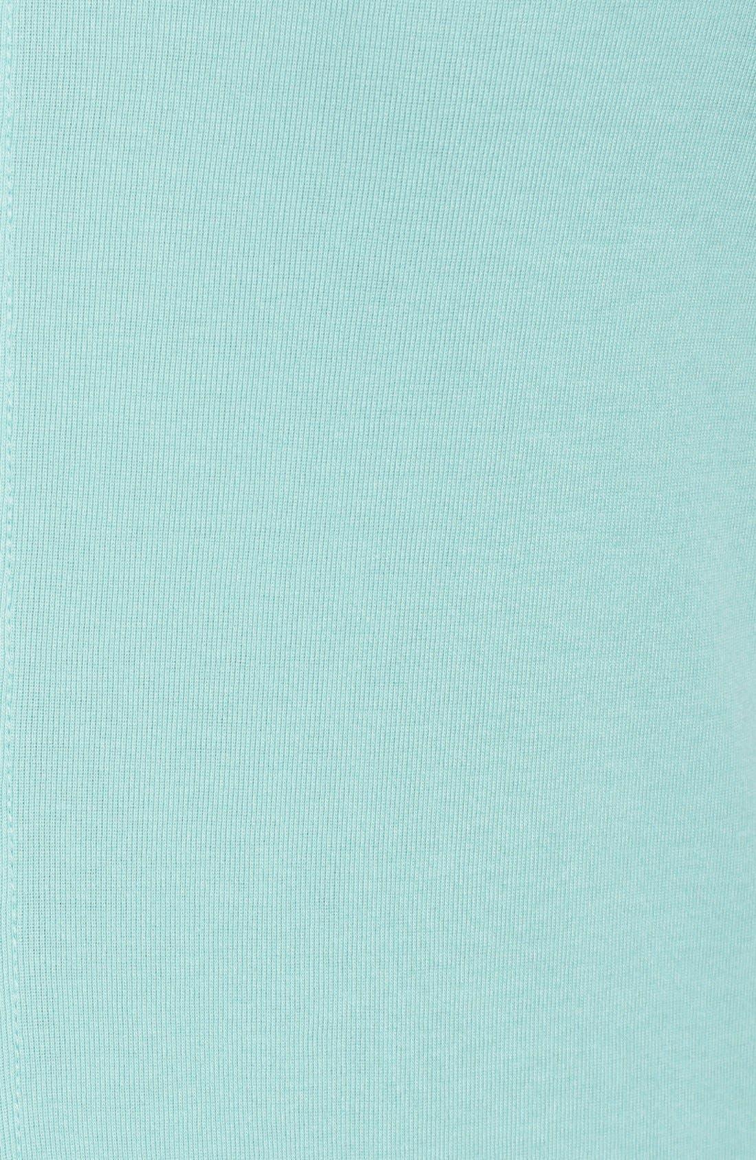 Short Sleeve V-Neck Tee,                             Alternate thumbnail 149, color,