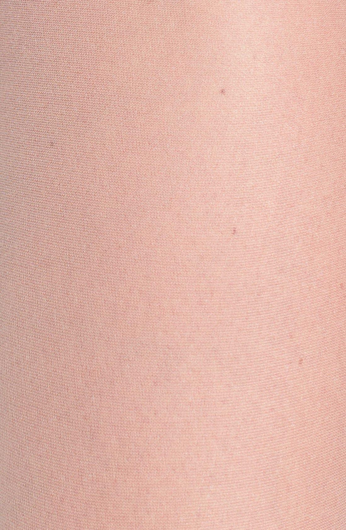 Donna Karan The Nudes Pantyhose,                             Alternate thumbnail 3, color,                             A01