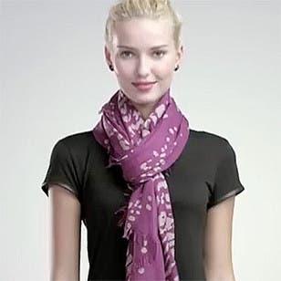 21e63e7fe80 How to Tie a Scarf  4 Scarves