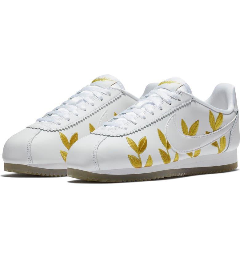 size 40 39858 32f46 NIKE Classic Cortez CE Sneaker, Main, color, 100