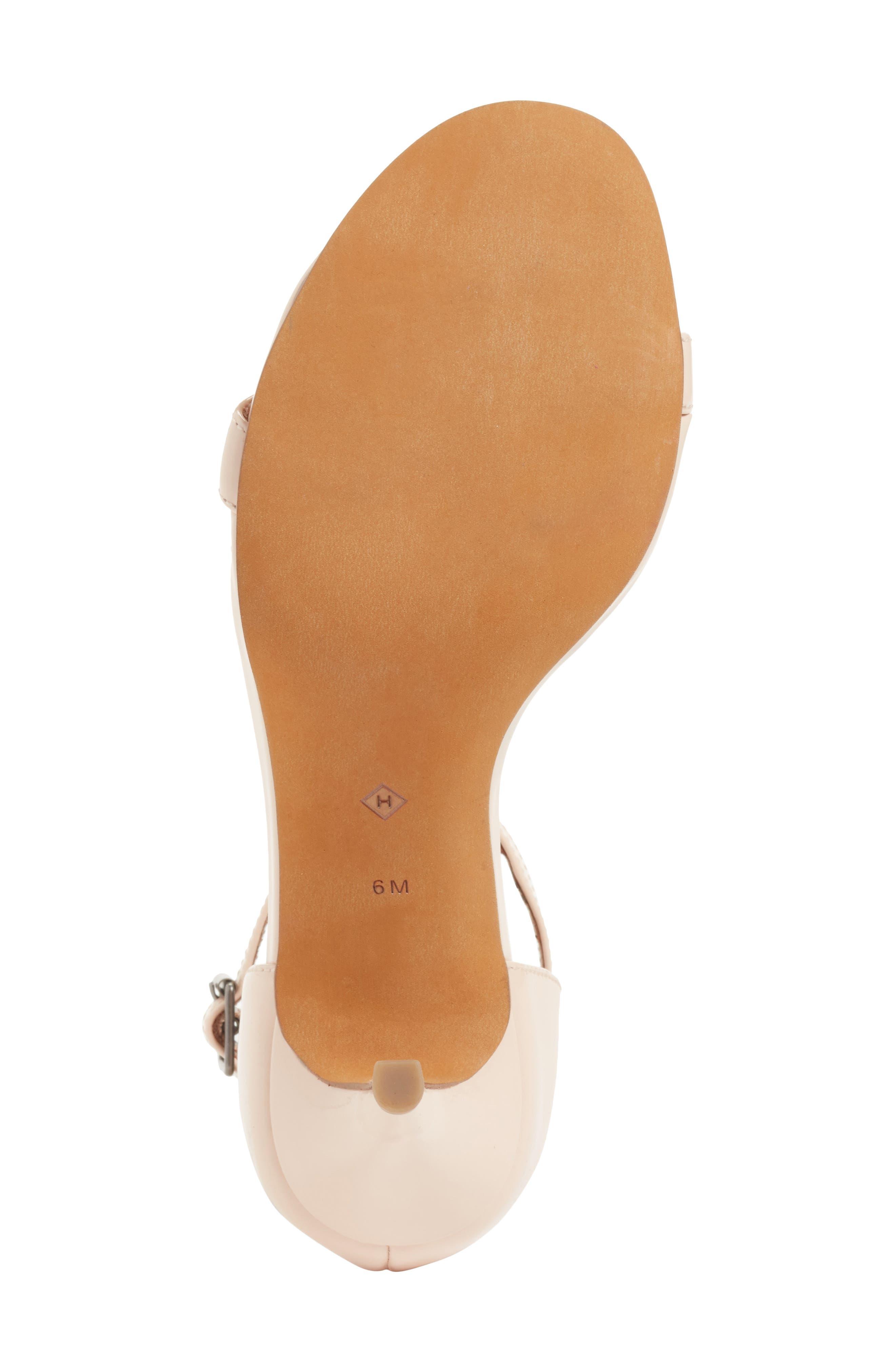Audrey Ankle Strap Sandal,                             Alternate thumbnail 108, color,