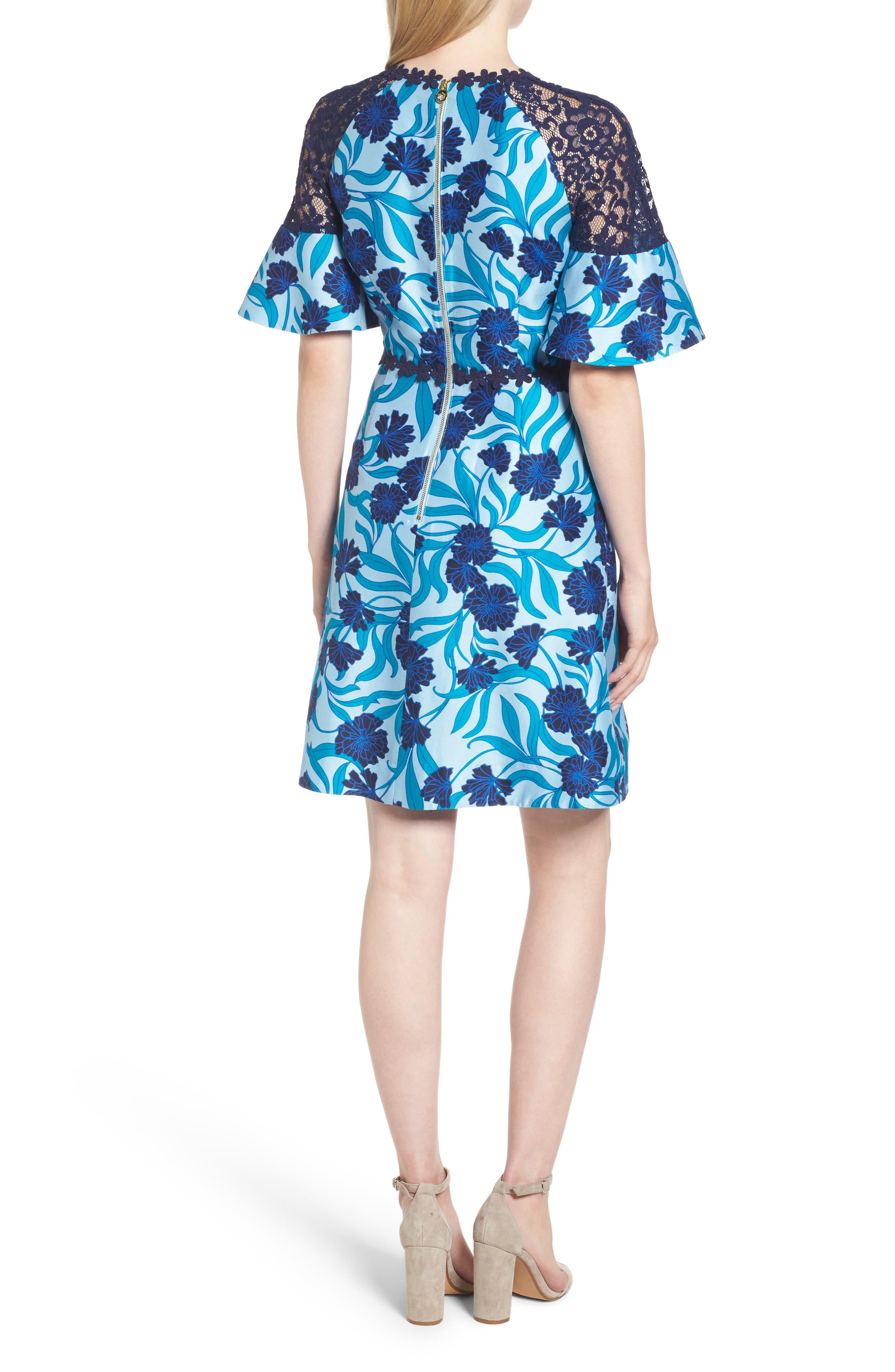 Maggie Buttercup Bloom Dress,                             Alternate thumbnail 2, color,                             404