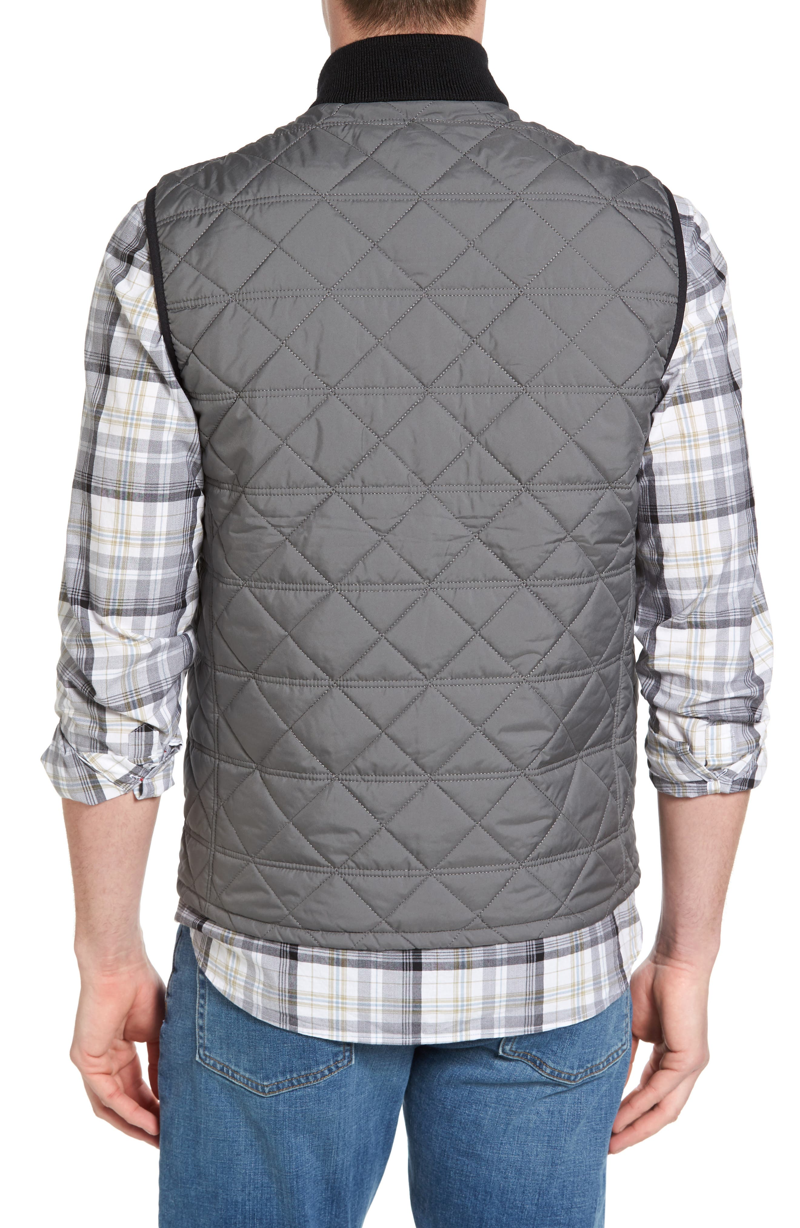 Quilted Vest,                             Alternate thumbnail 2, color,                             034