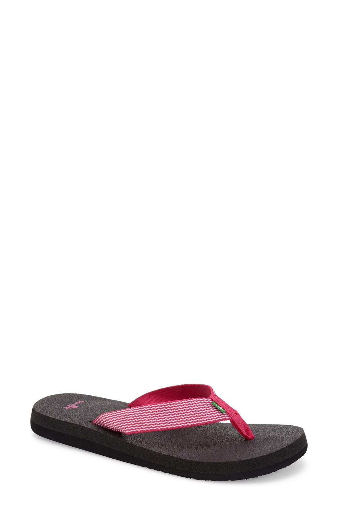 'Yoga Mat' Flip Flop,                         Main,                         color, 675