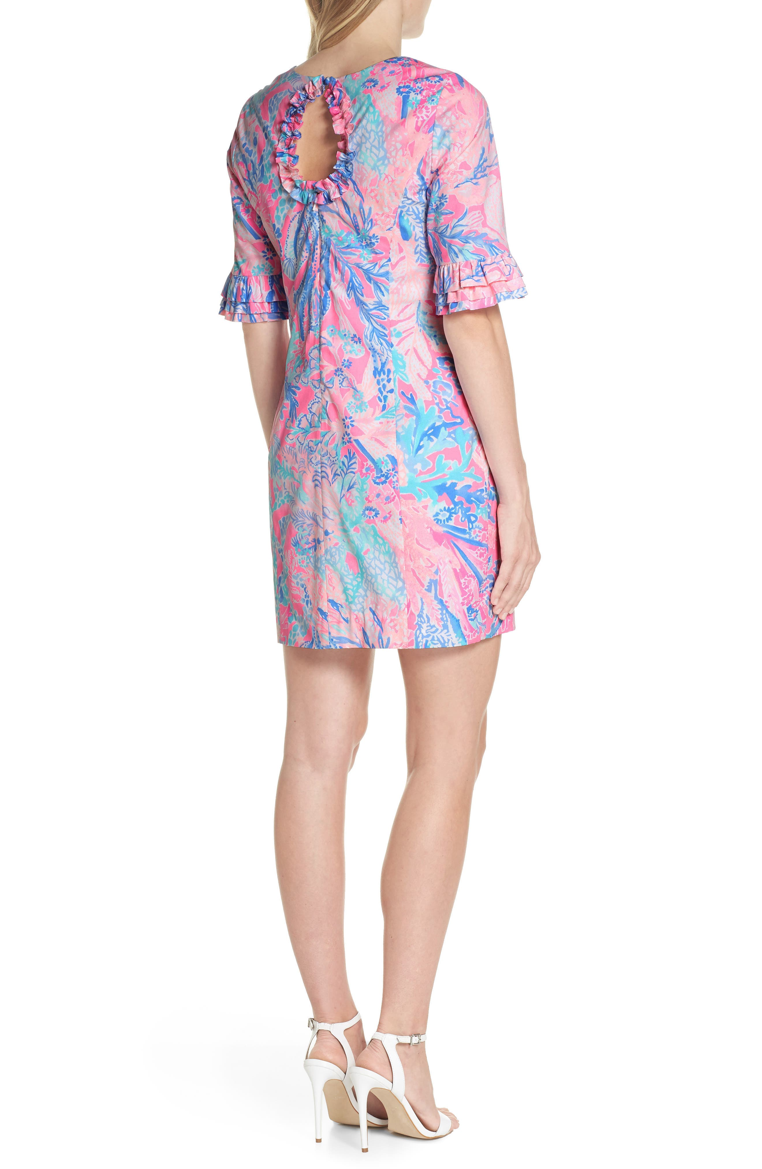 LILLY PULITZER<SUP>®</SUP>,                             Fiesta Stretch Sheath Dress,                             Alternate thumbnail 2, color,                             686