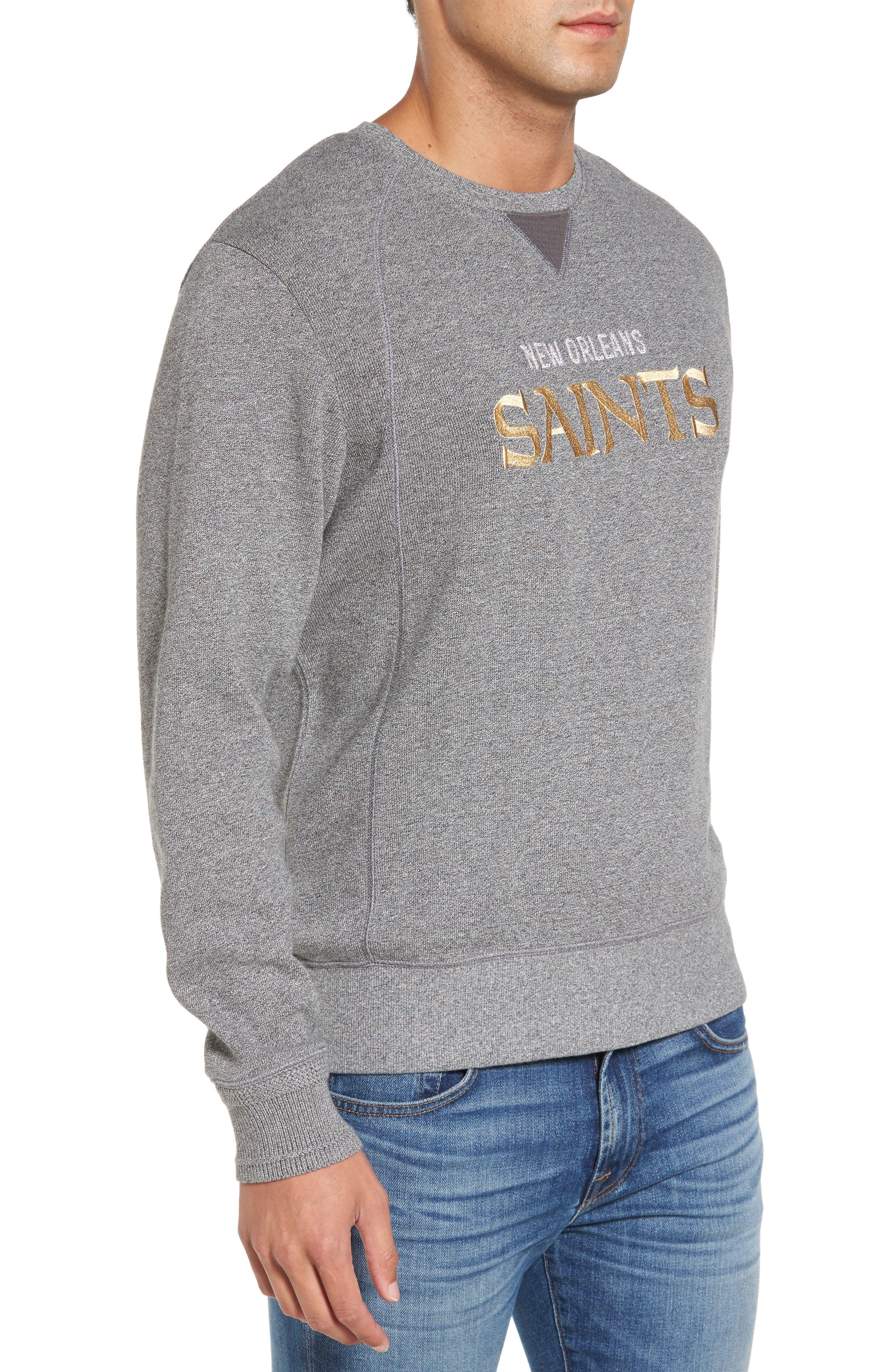 NFL Stitch of Liberty Embroidered Crewneck Sweatshirt,                             Alternate thumbnail 87, color,