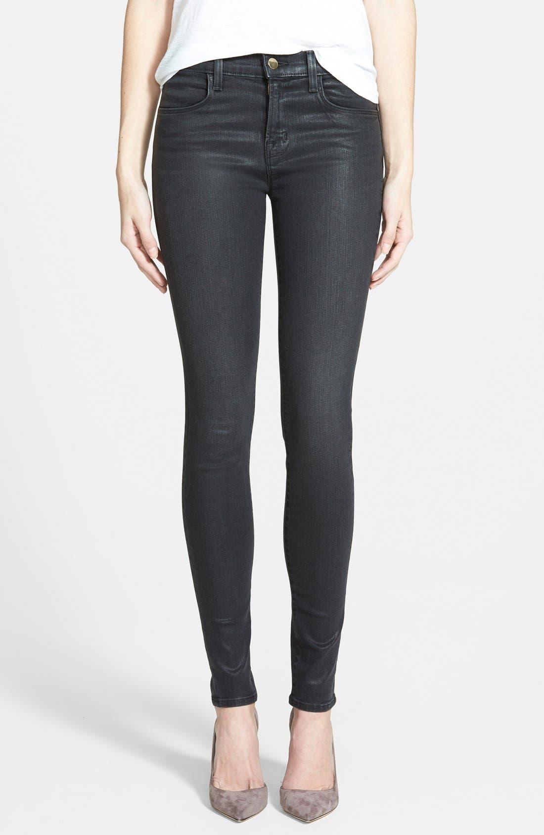 '620' Mid Rise Skinny Jeans,                             Main thumbnail 3, color,