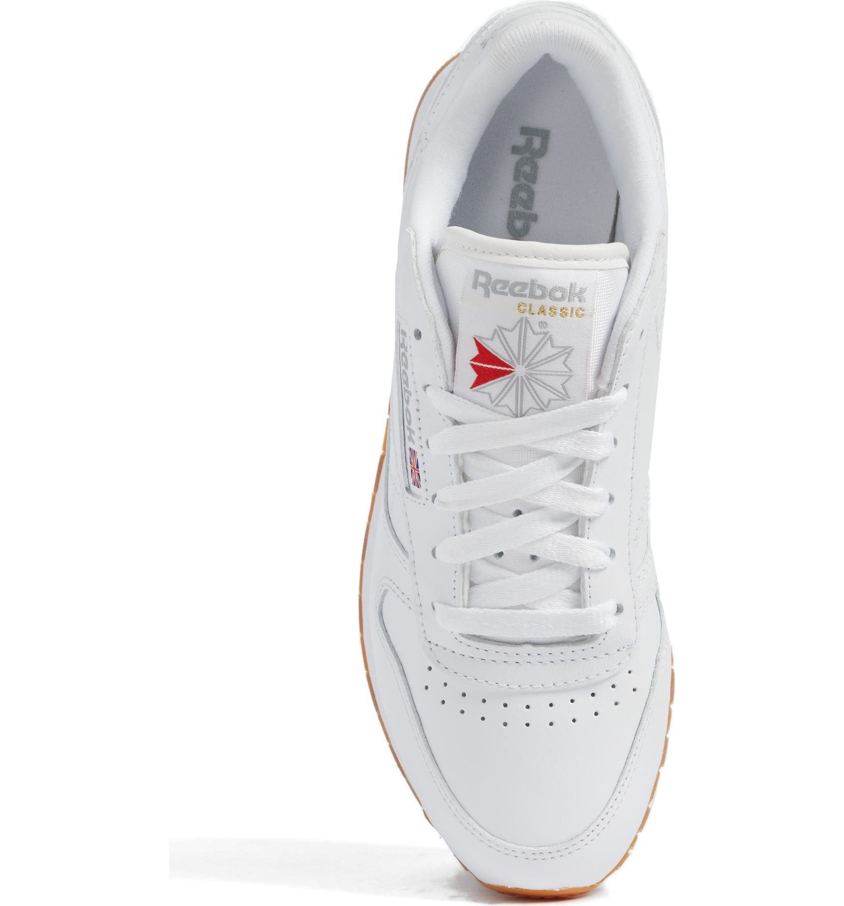 2cac40facb803e Reebok Classic Leather Sneaker (Women)
