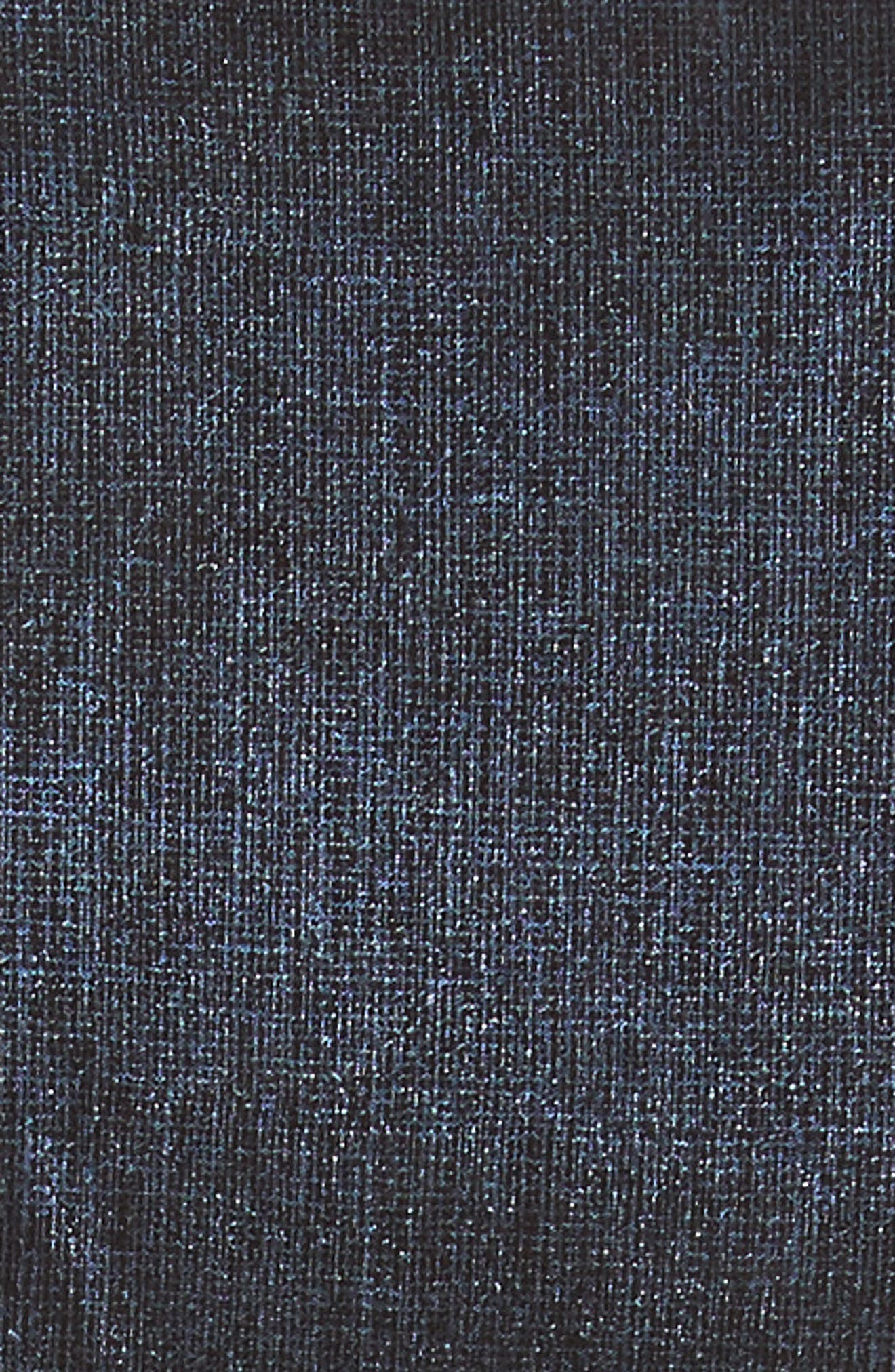 Lyndon Metallic Leather Blazer,                             Alternate thumbnail 6, color,                             479