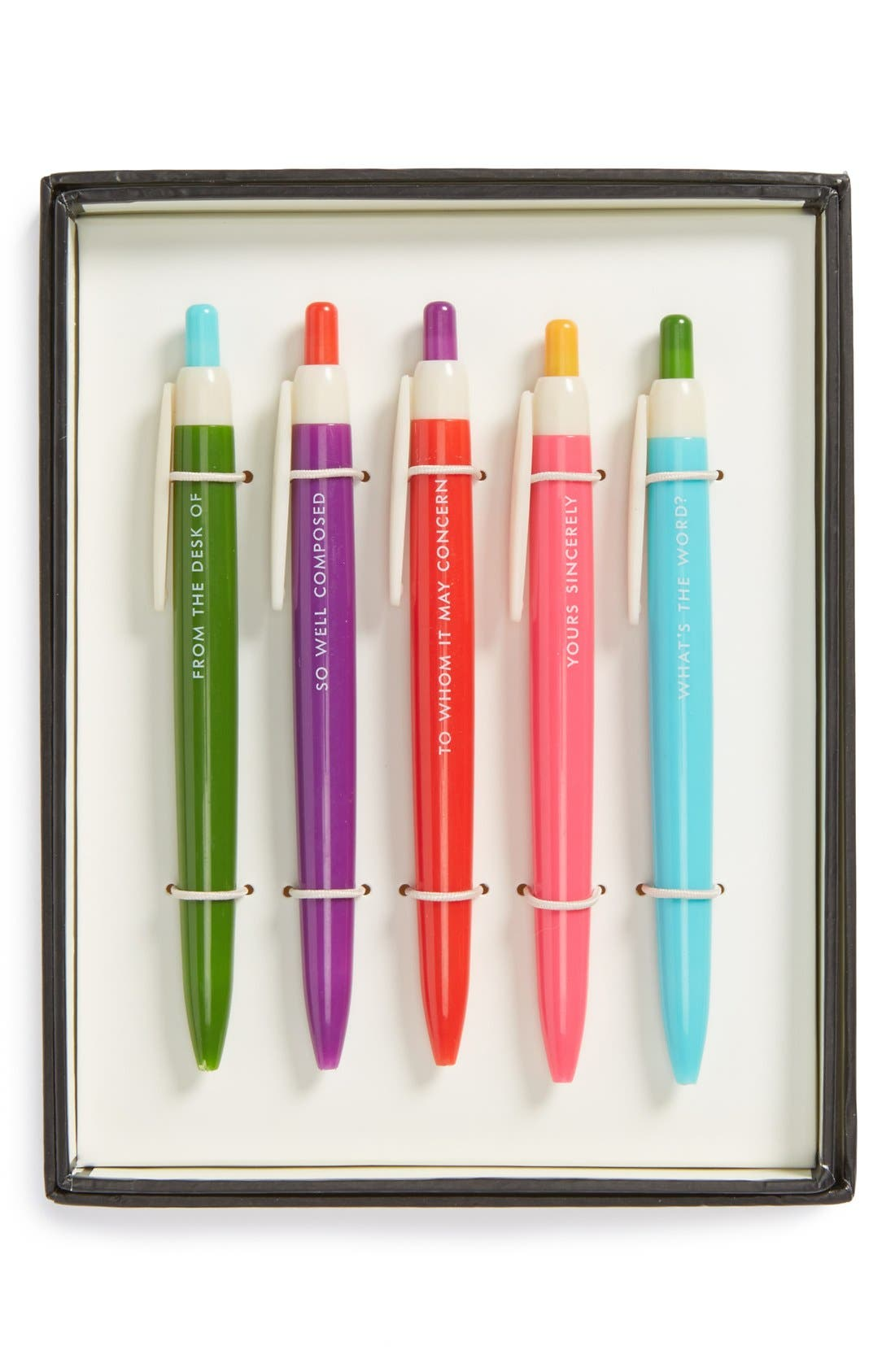 ballpoint pens,                             Main thumbnail 1, color,                             650