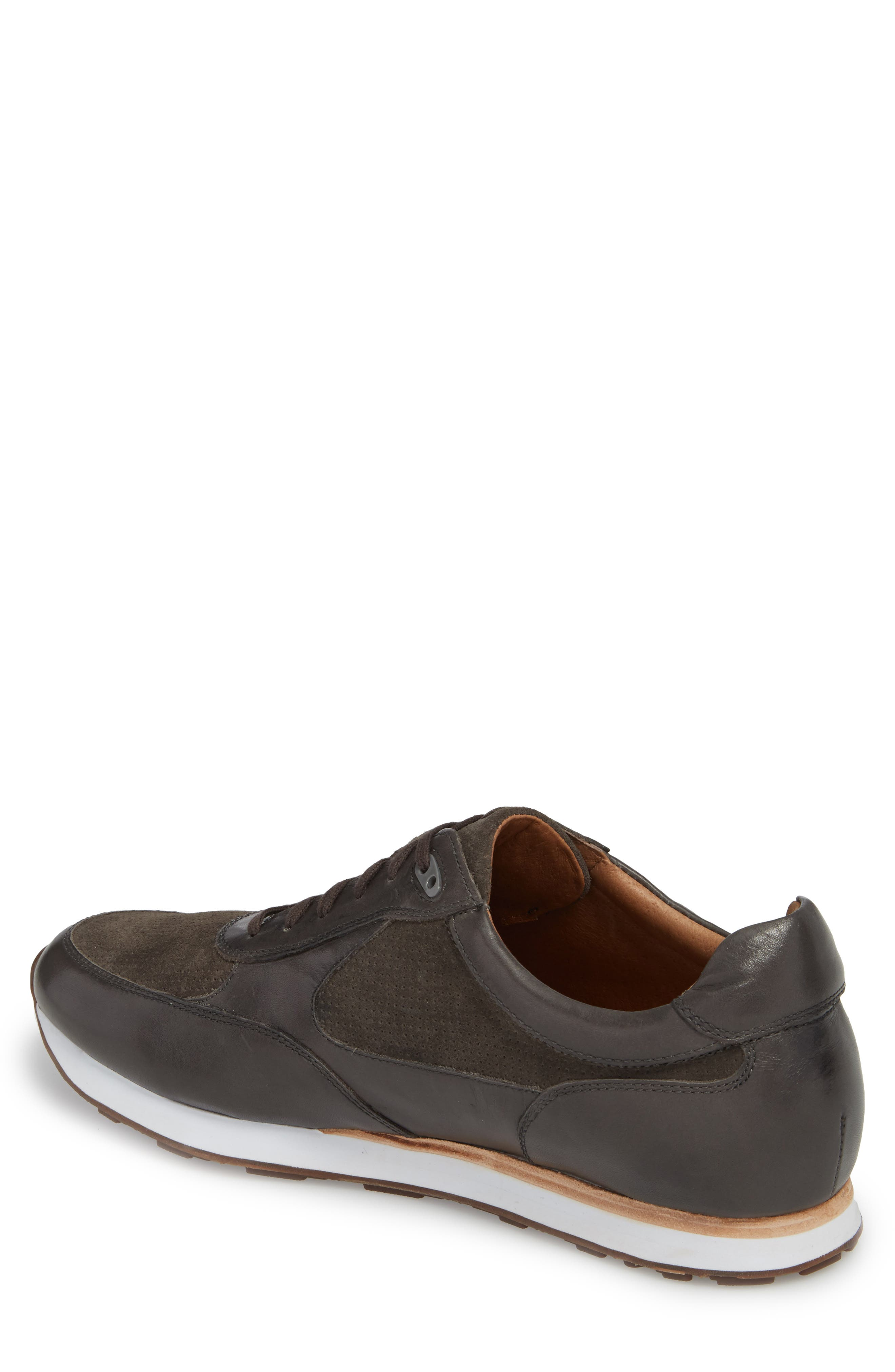 Malek Low Top Sneaker,                             Alternate thumbnail 2, color,                             020