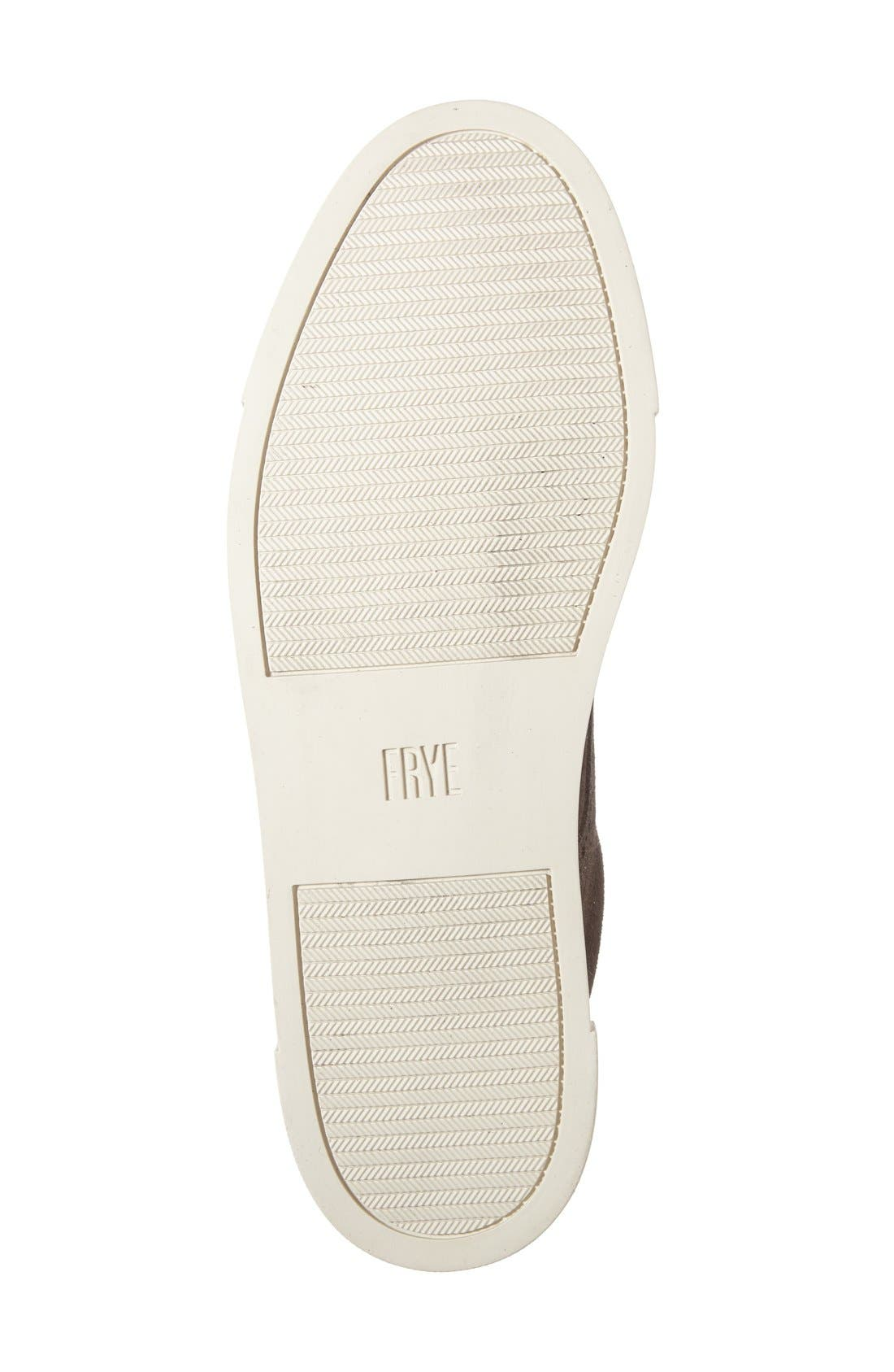 'Gemma' Kiltie Slip On-Sneaker,                             Alternate thumbnail 14, color,