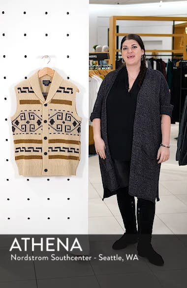Original Westerley Sweater Vest, sales video thumbnail