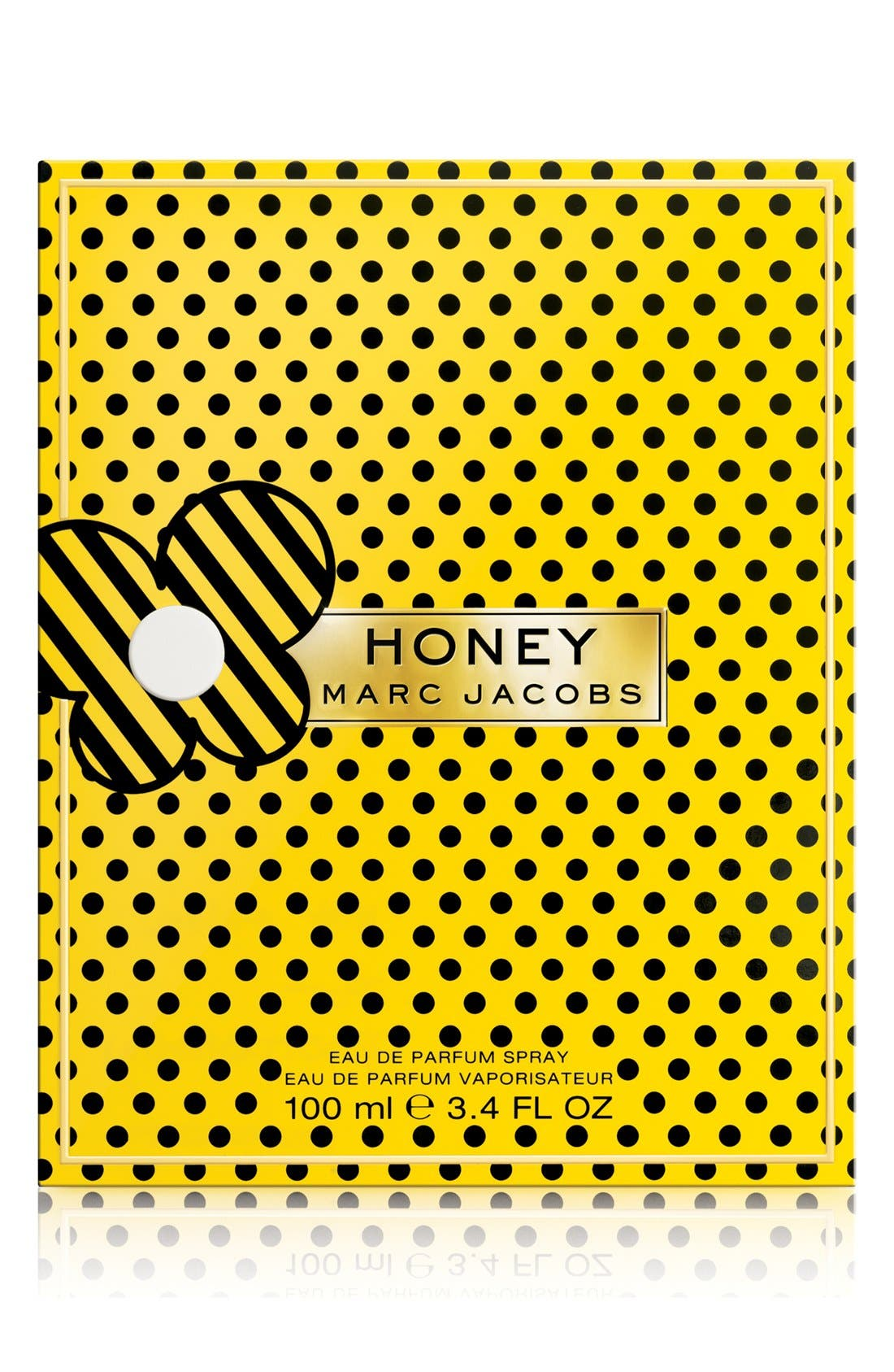 'Honey' Eau de Parfum,                             Alternate thumbnail 2, color,                             000