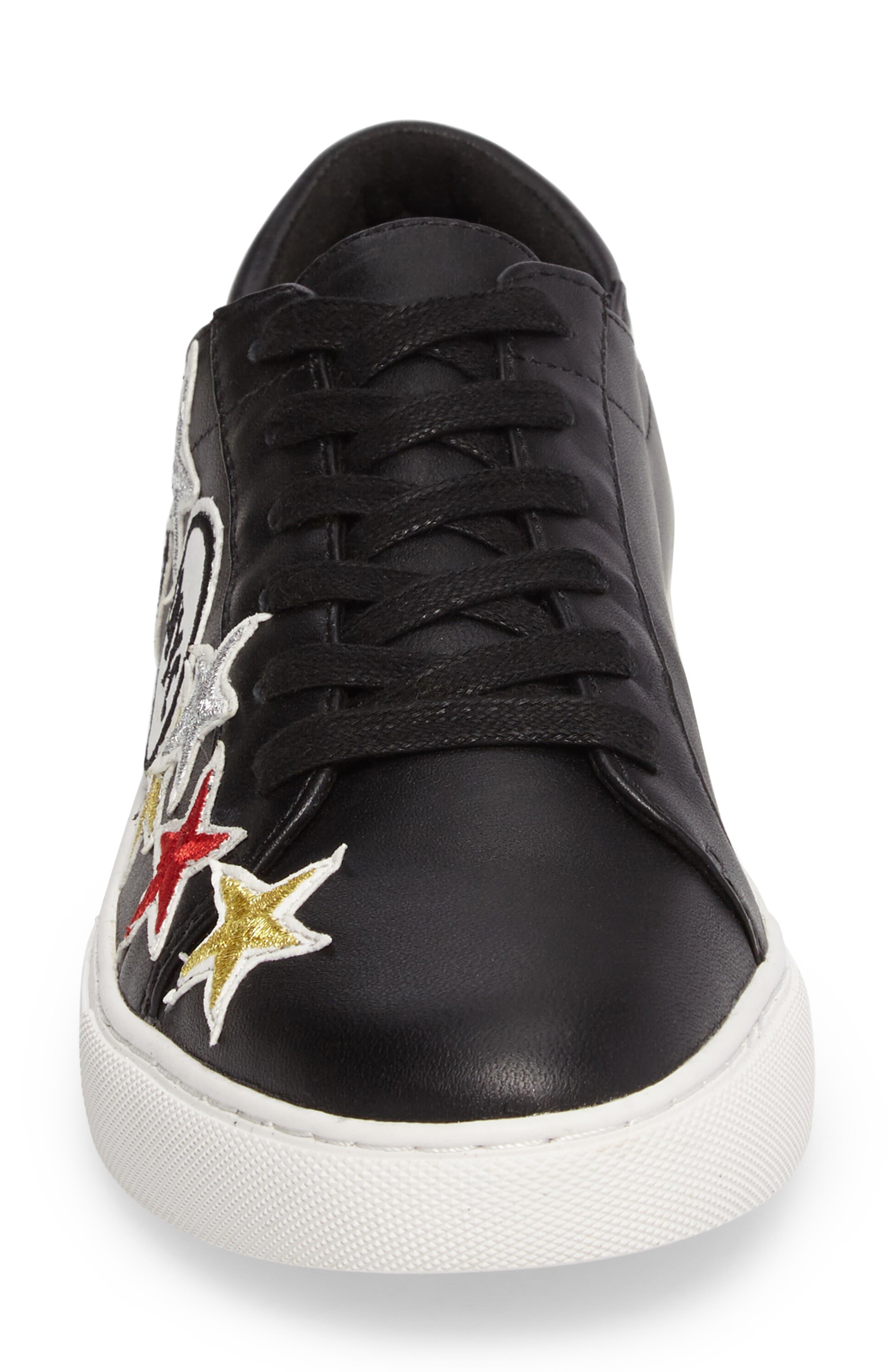 Kam NYC Sneaker,                             Alternate thumbnail 7, color,