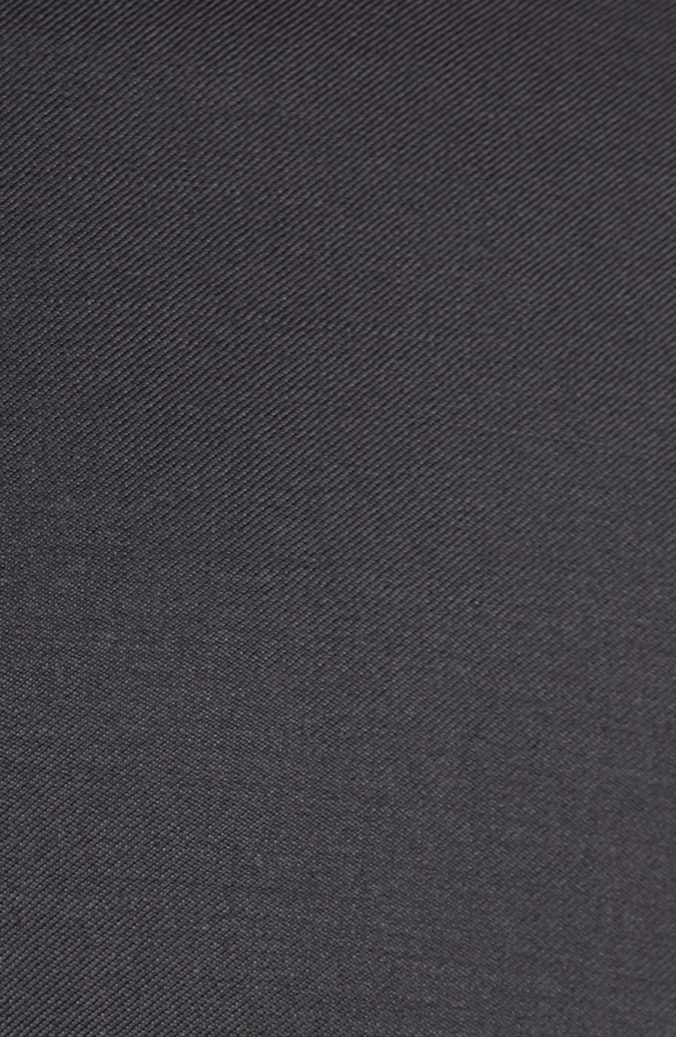 Huge/Genius Trim Fit Wool Suit,                             Alternate thumbnail 4, color,                             021