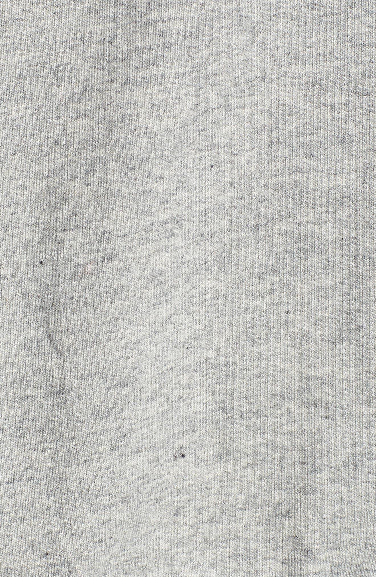 Bamm Bamm Crop Sweatshirt,                             Alternate thumbnail 18, color,