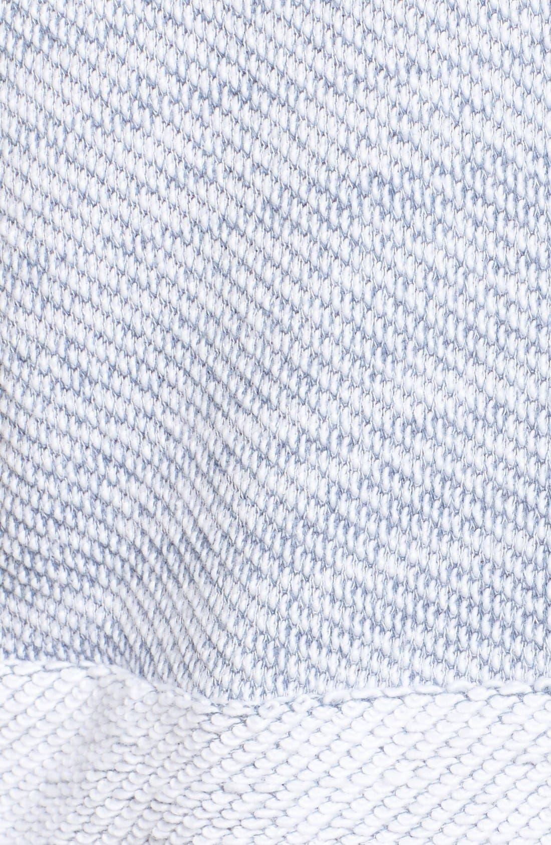Free People 'Wrap It Up' Funnel Neck Vest,                             Alternate thumbnail 7, color,                             GREY
