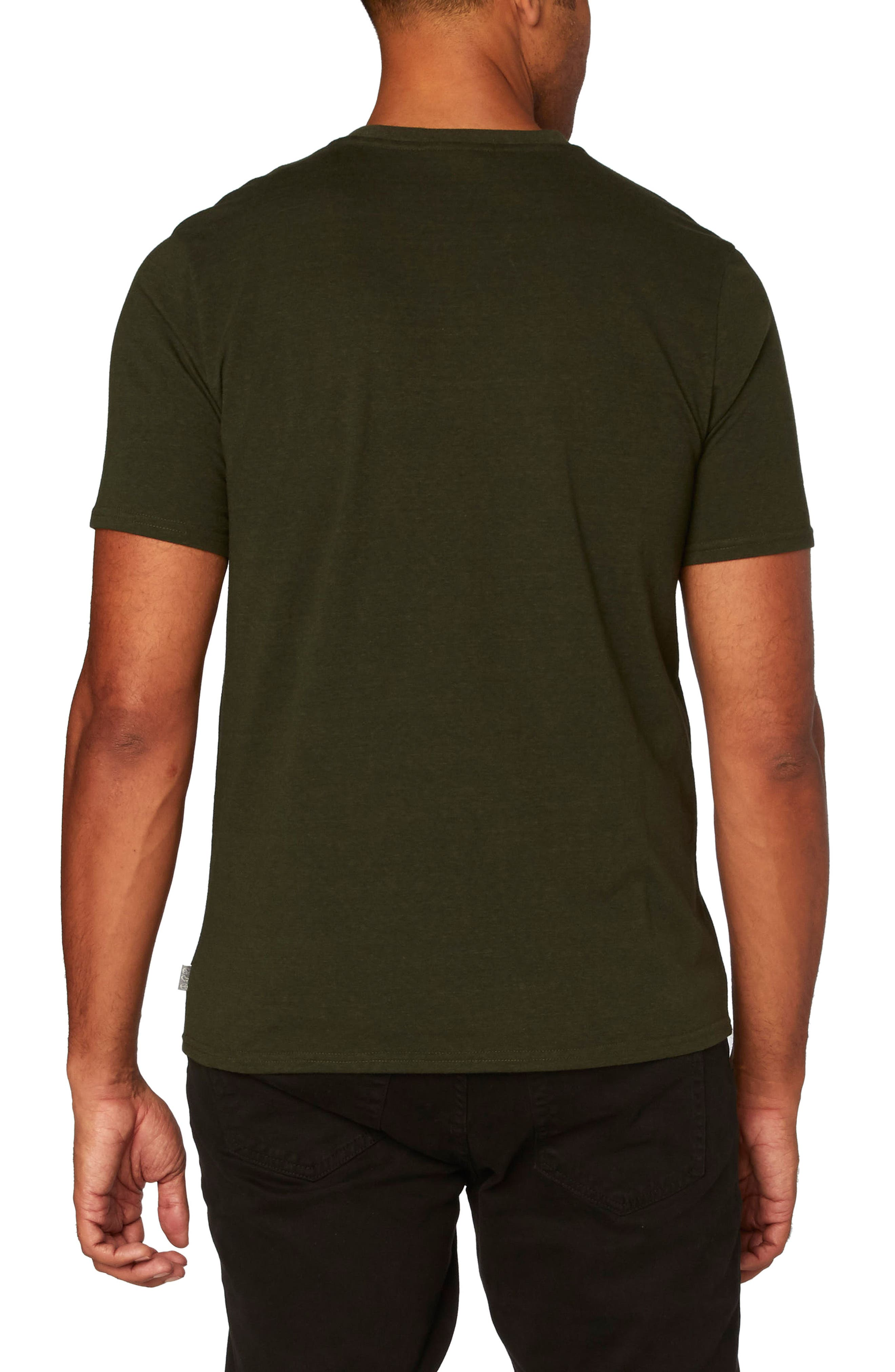 Threads for Thought Heathered Crew Neck,                             Alternate thumbnail 17, color,